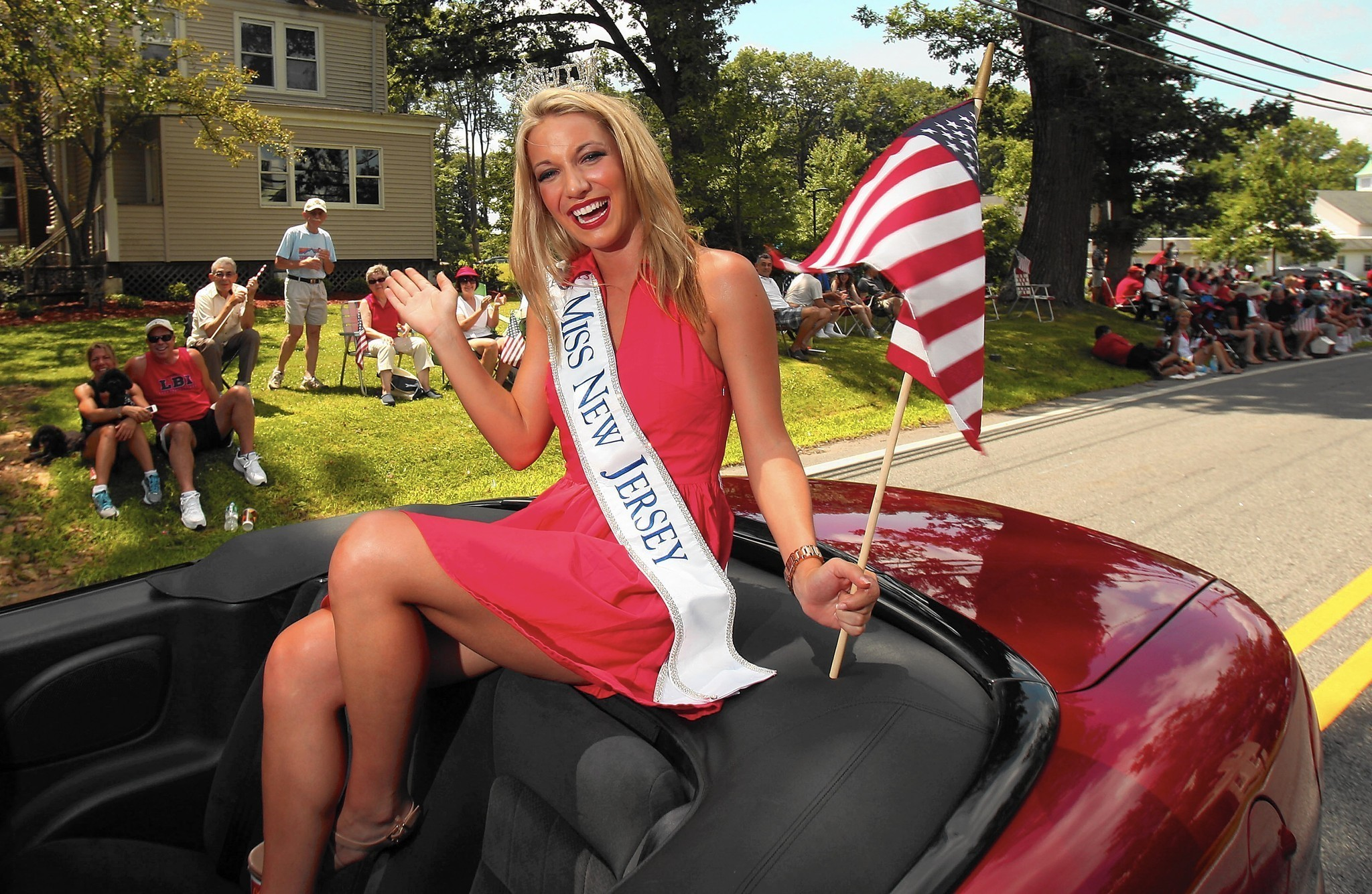 Former Miss New Jersey dies - The Morning Call