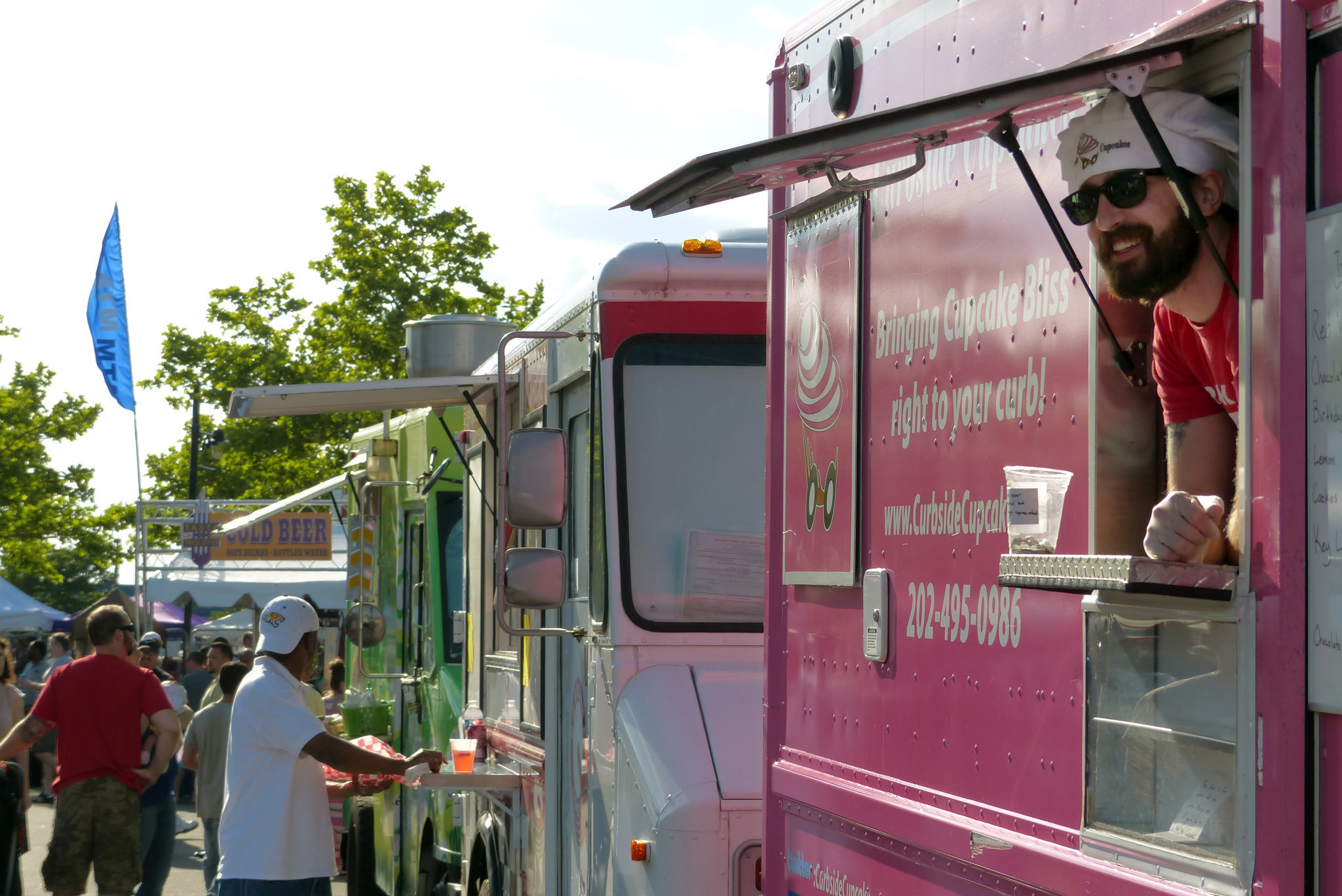 Food Truck Festival In Baltimore