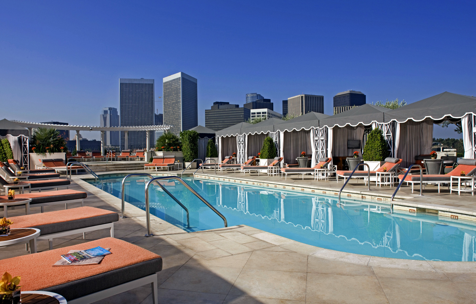 16 Hotels In California 5 In Las Vegas Earn 2016 Five