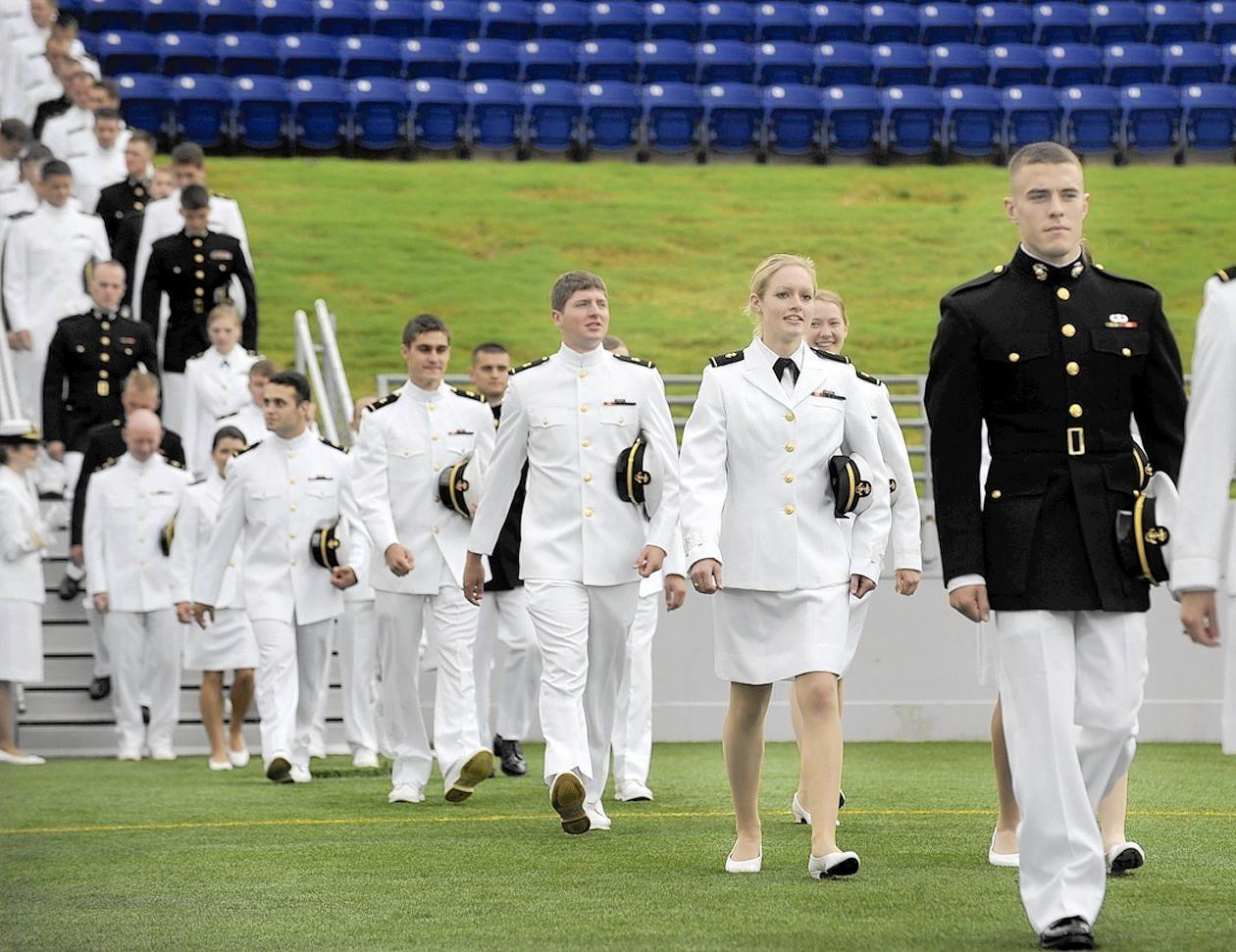 officer cadet school navy