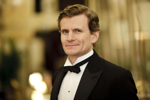 Charles Edwards as Lady Edith's doomed lover, Michael Gregson.