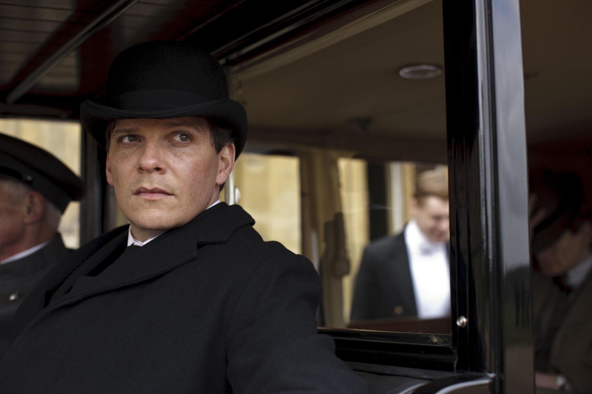 Nigel Harman as Lord Gillingham's evil valet, Alex Green
