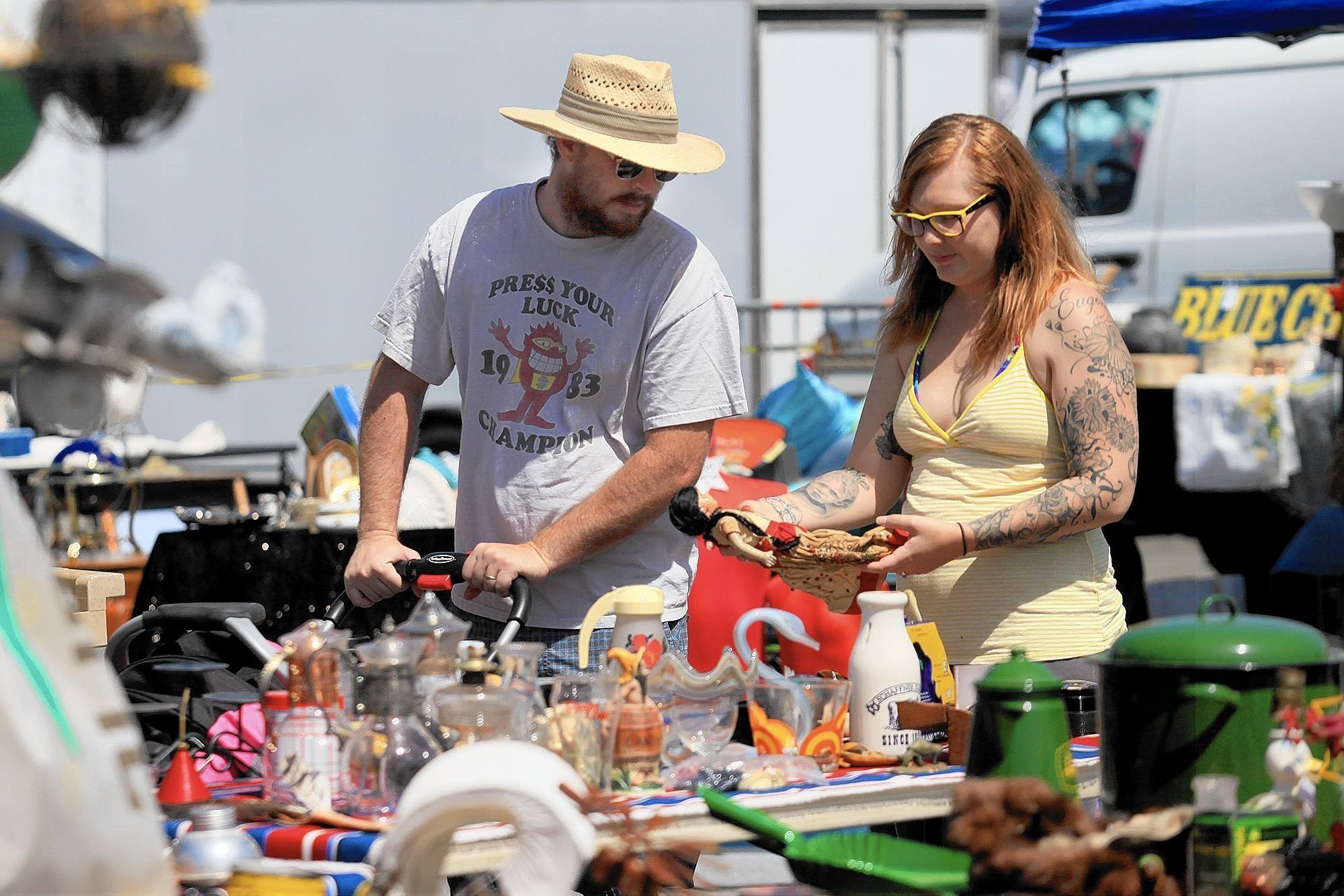 orange fairgrounds swap meet