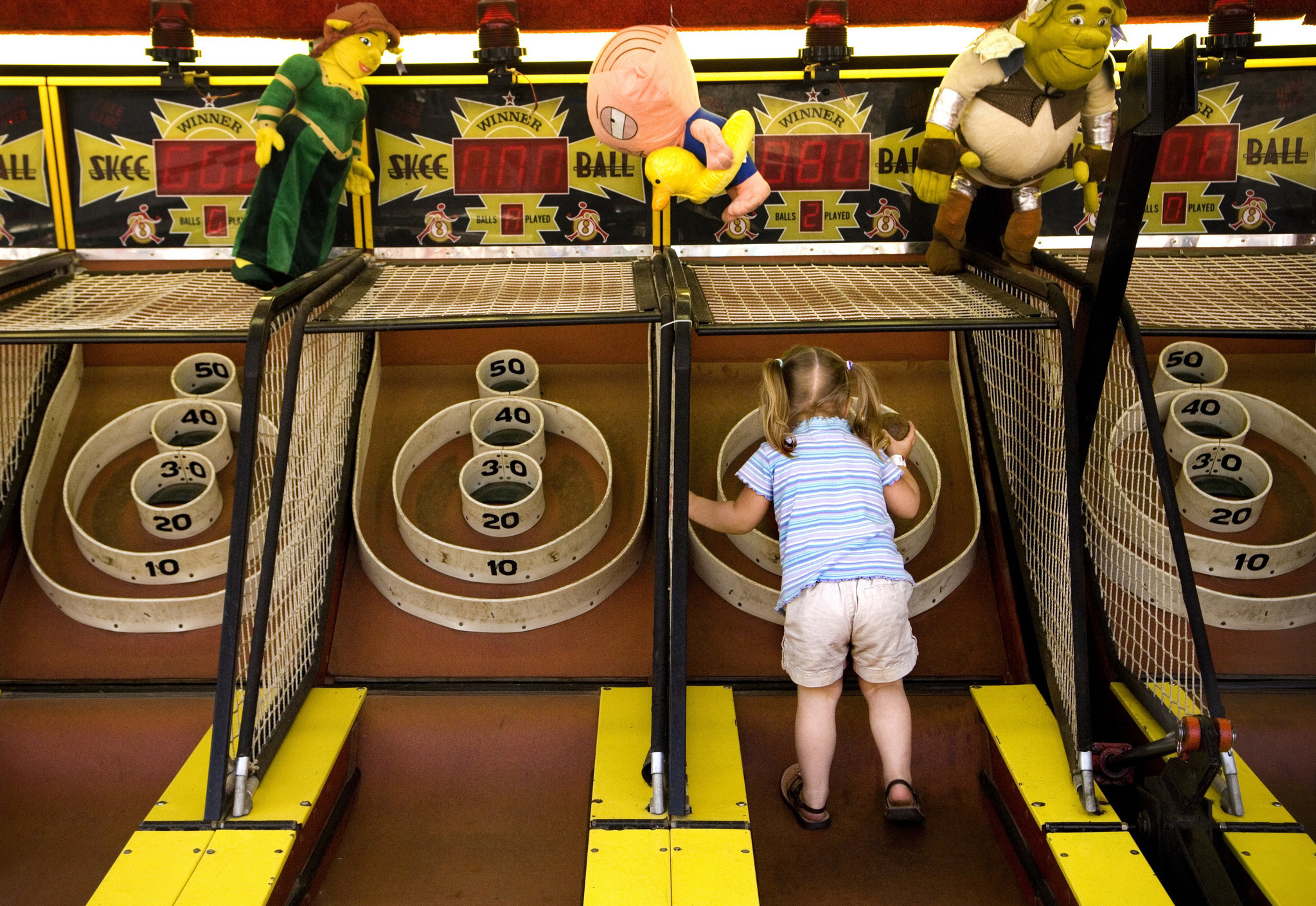 Wis Company Buys Skee Ball From Penn Manufacturer