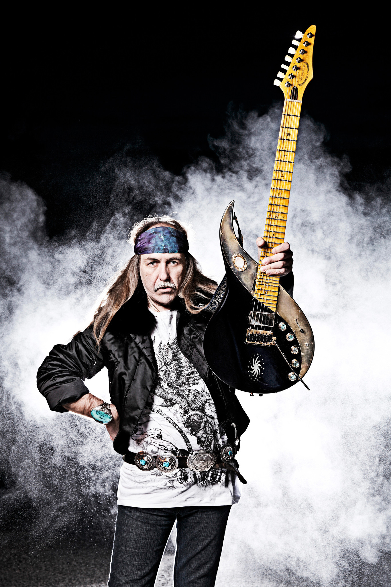 Hitting A New Note Legendary Guitarist Uli Jon Roth To