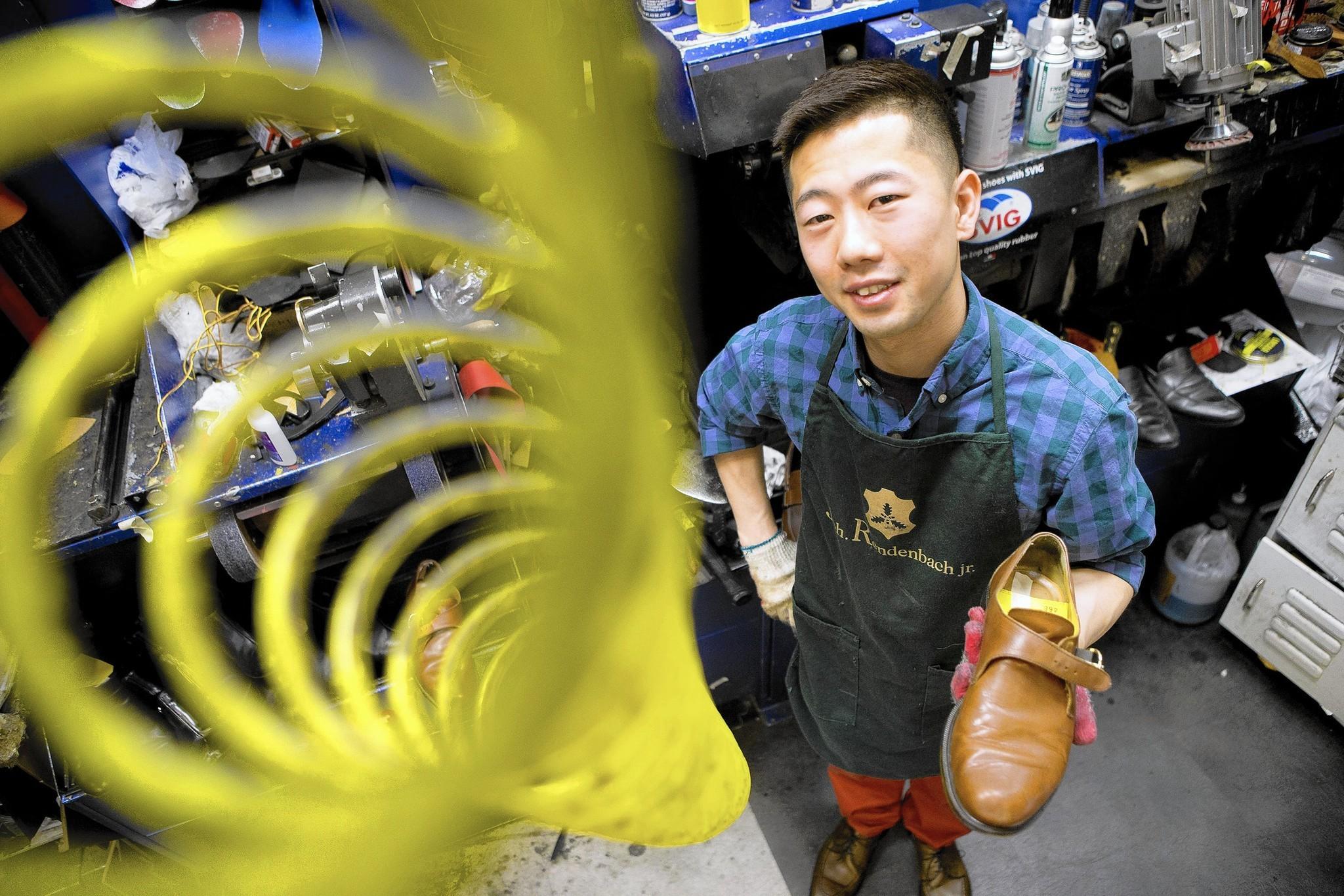 Shoe Repair Arundel Mills