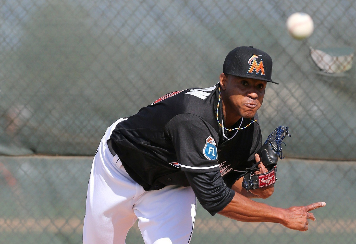 Edwin Jackson pitching for another revival with Marlins ...