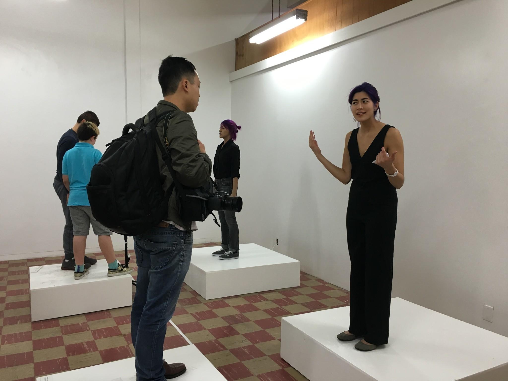 Emma Mattress Review >> Moving beyond 'Mattress Girl': Artist Emma Sulkowicz pushes the conversation forward - LA Times