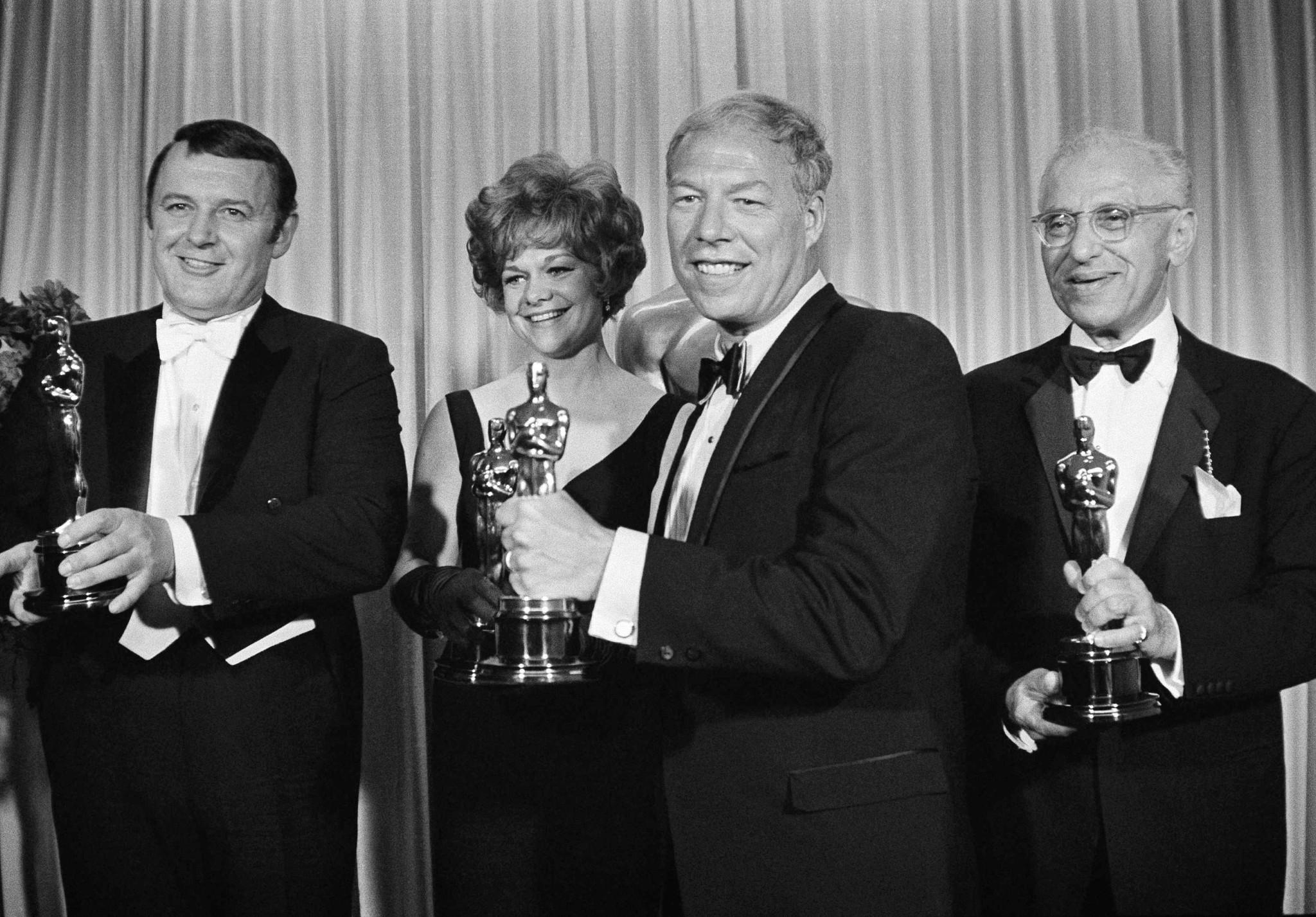 Oscar winner George Kennedy, Naked Gun actor dies at 91