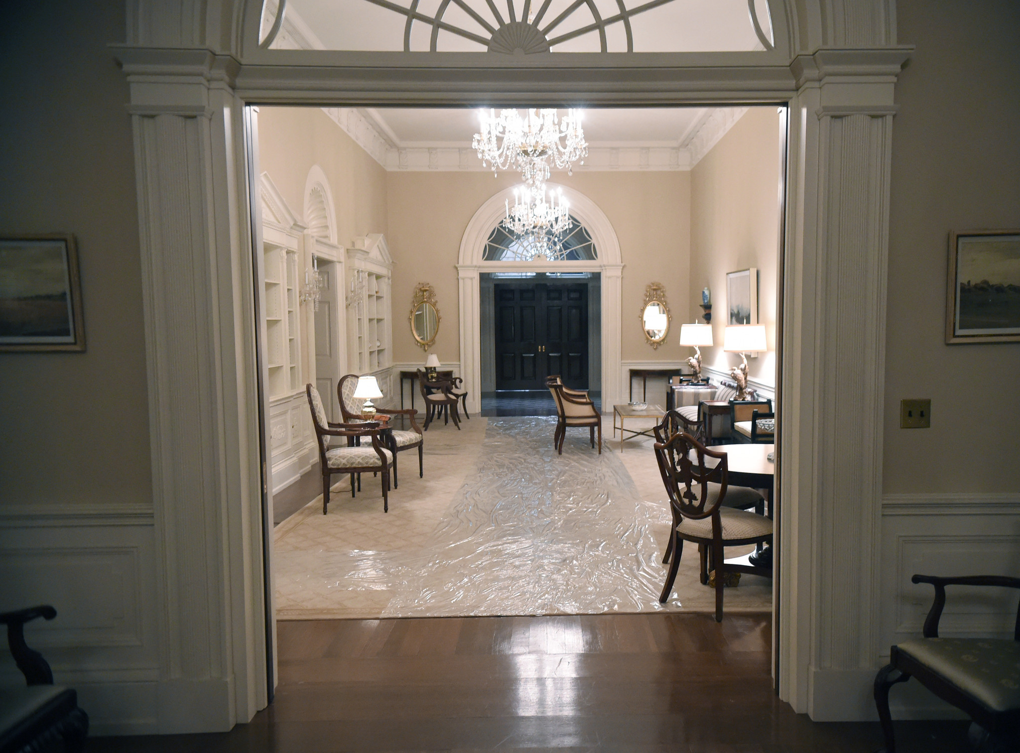 House Of Cards Set Tour Carroll County Times