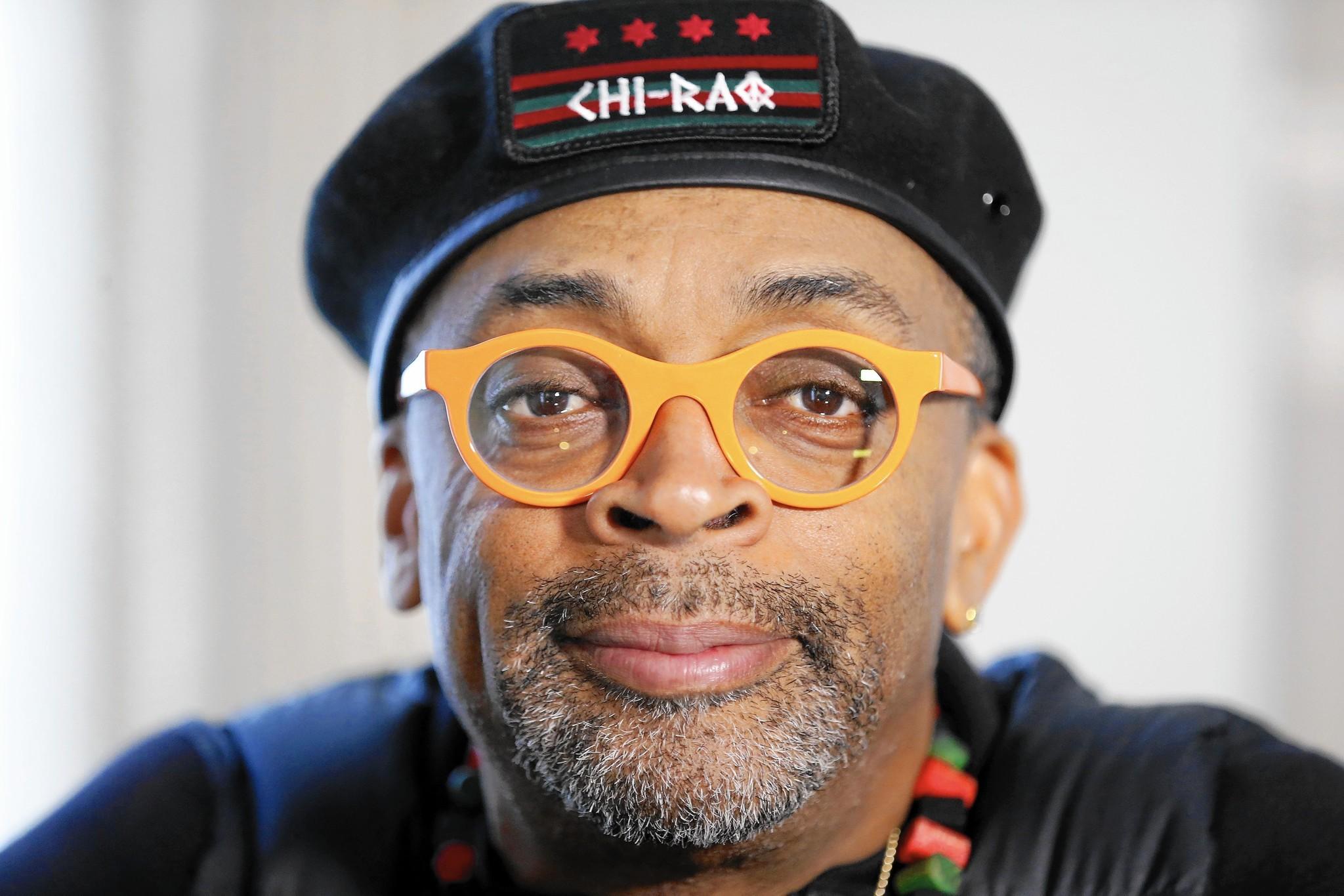 Spike Lee at Northwestern: My films don't 'belittle black ...