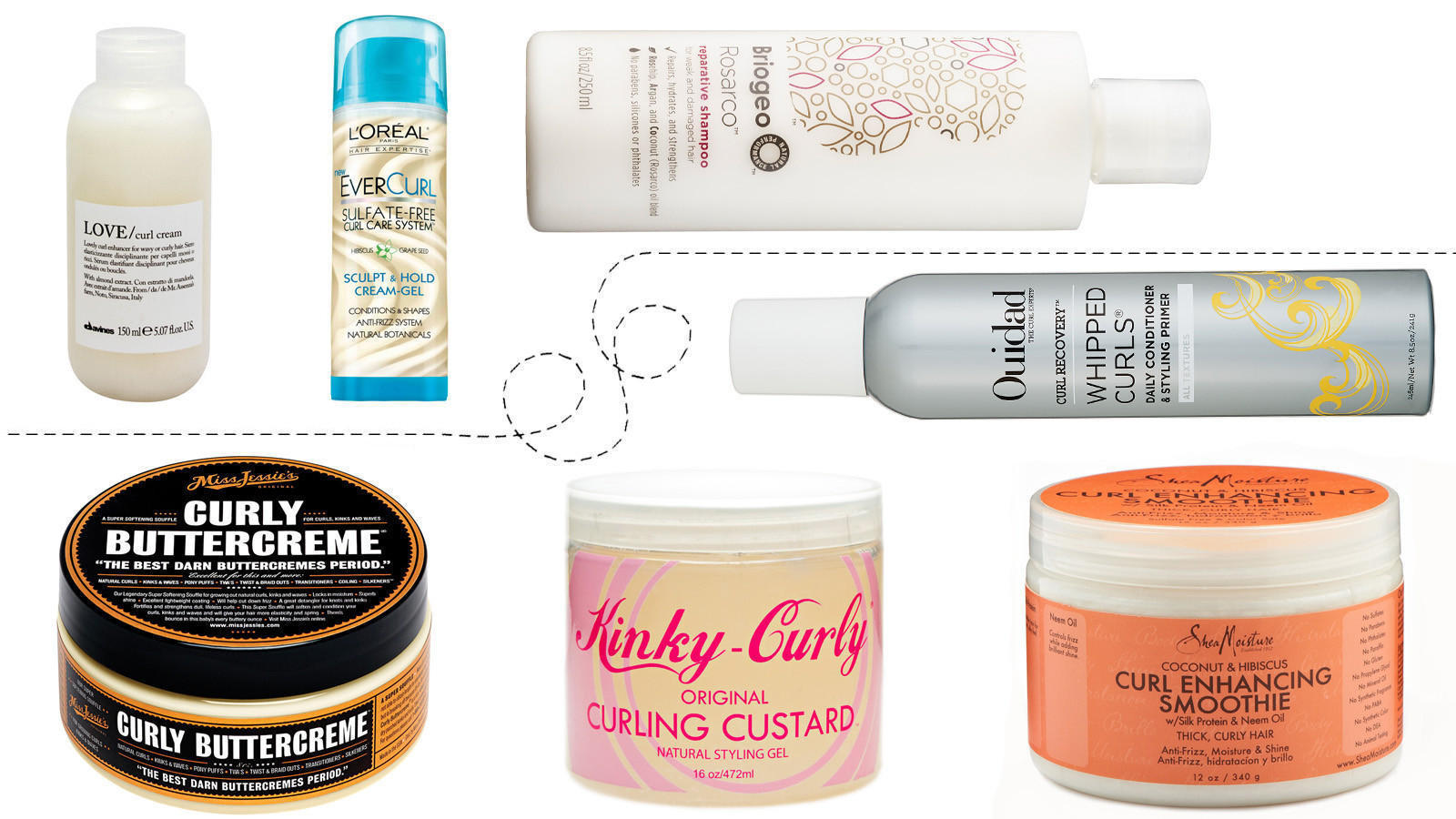 These Curly Hair Products Will Have You Embracing Those