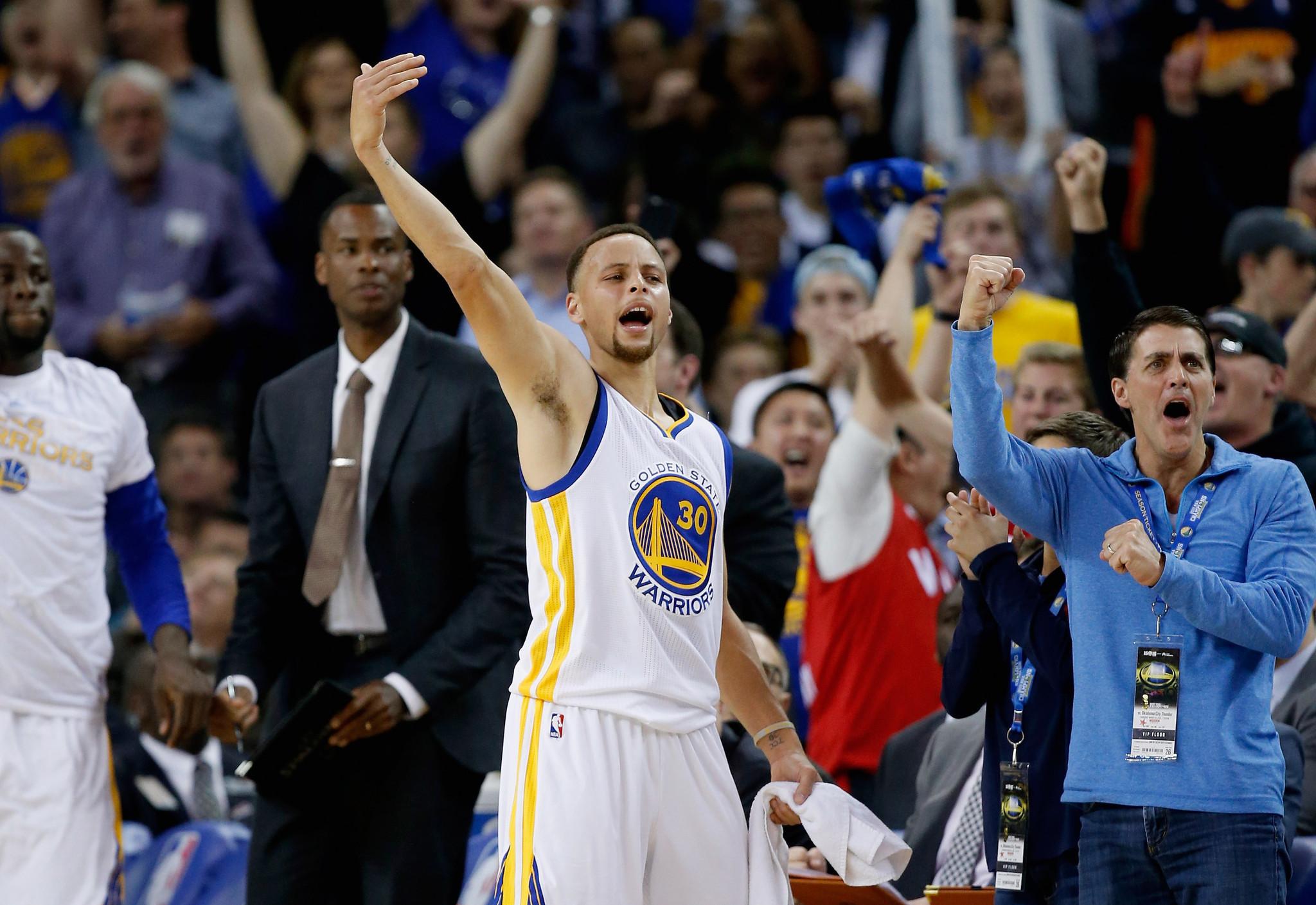 NBA Trends: Warriors Have Past Bulls Ahead And Current