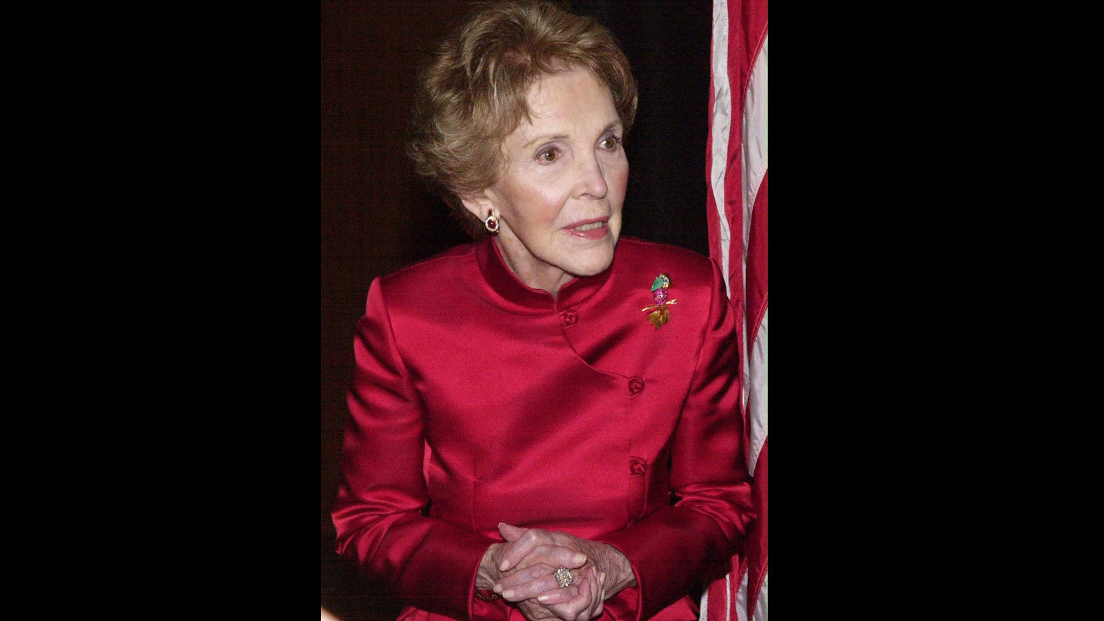 Former First Lady Nancy Reagan Was Known For Her Lavish