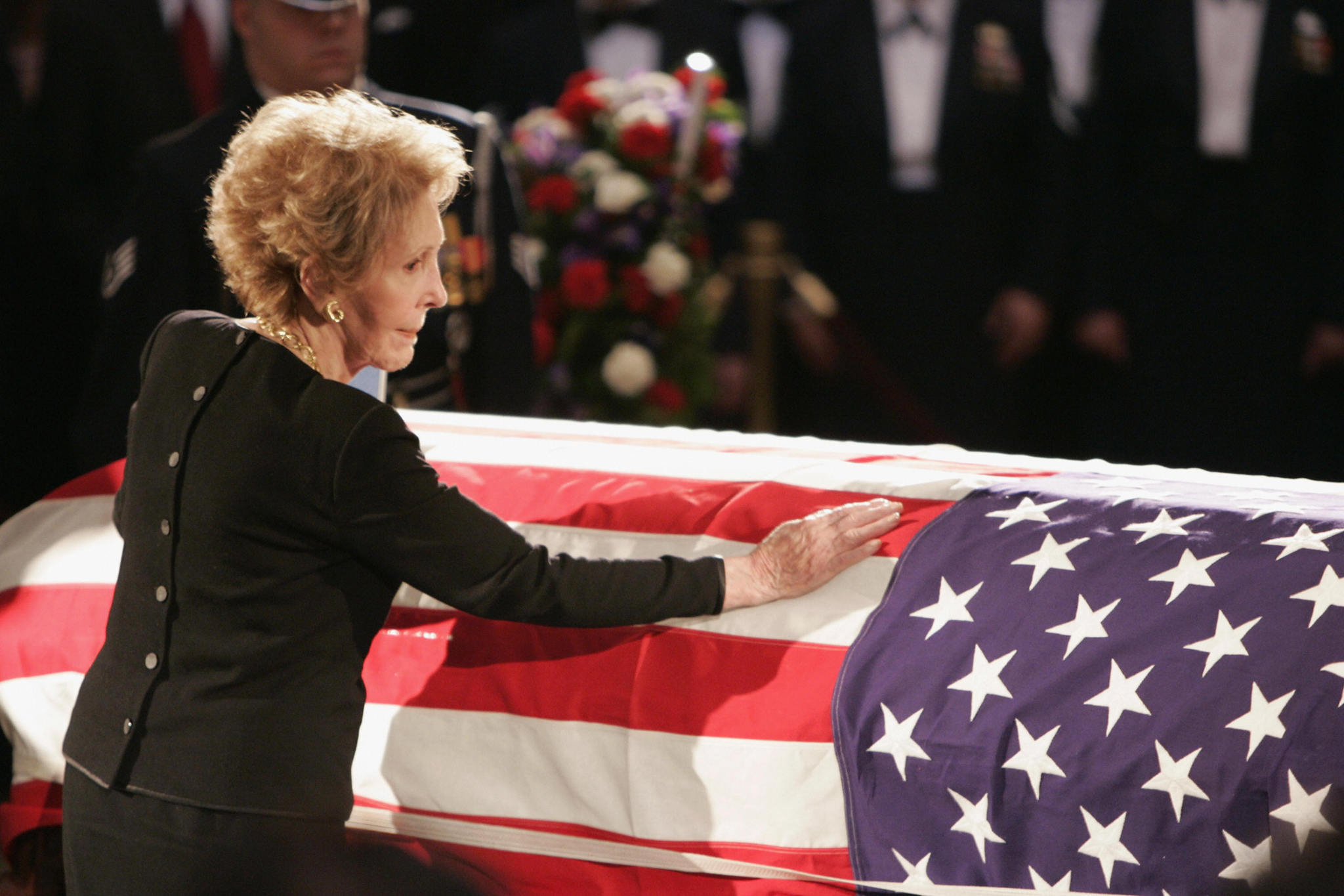 Mourning More Than The Loss Of Nancy Reagan Chicago Tribune