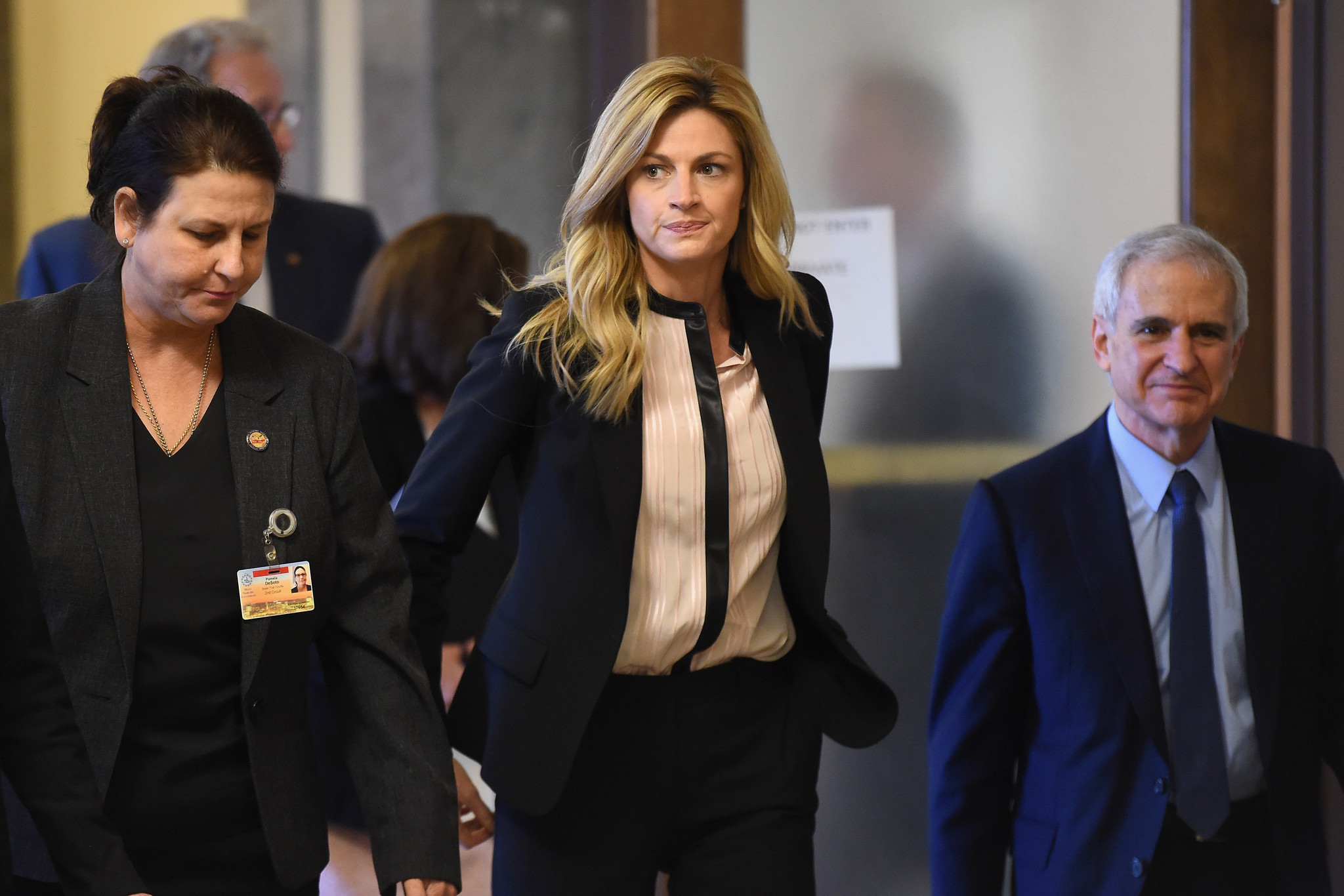 Erin Andrews awarded $55M civil case over nude video