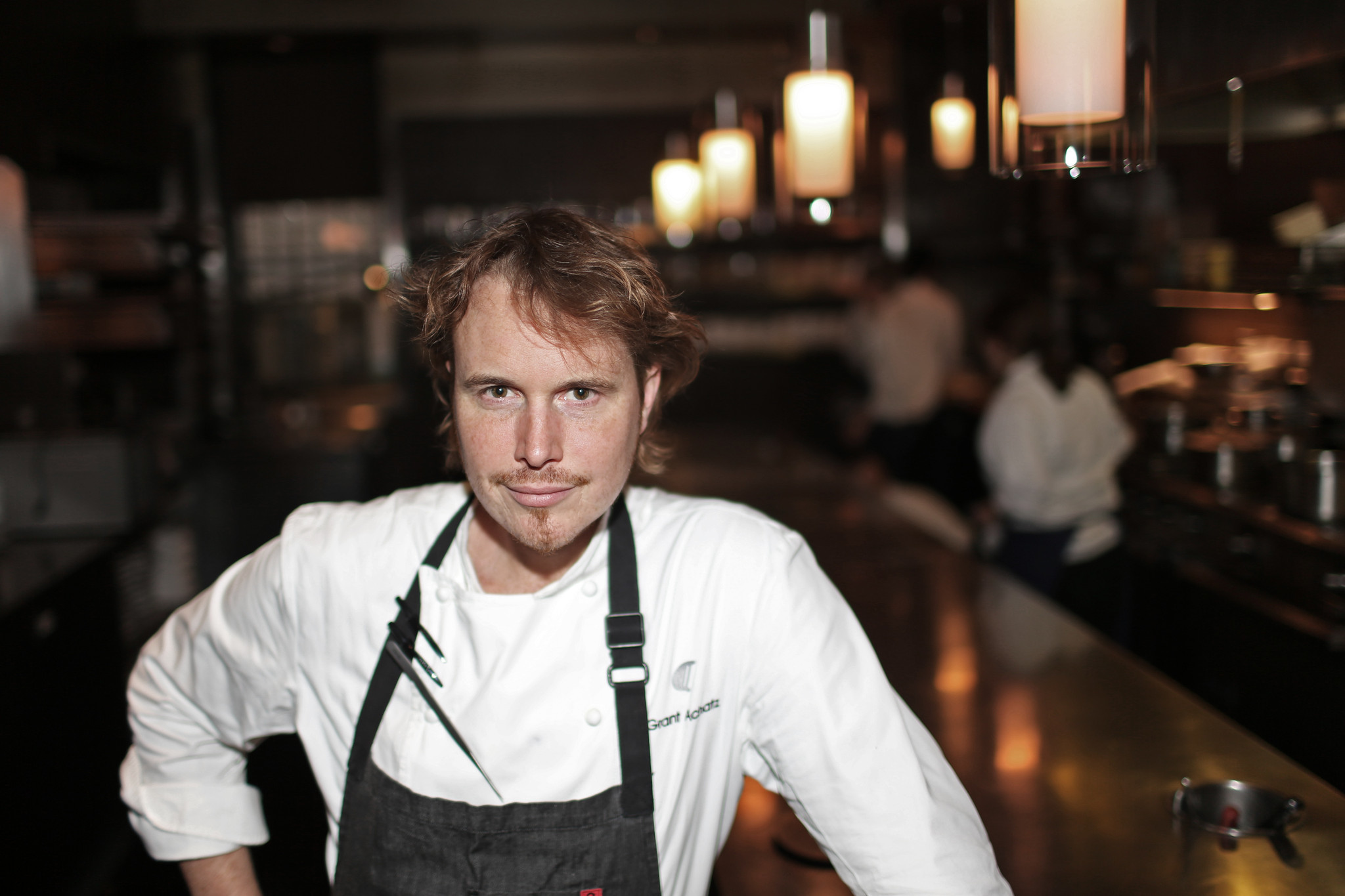 Alinea Chef Grant Achatz To Ear On Netflix S Table