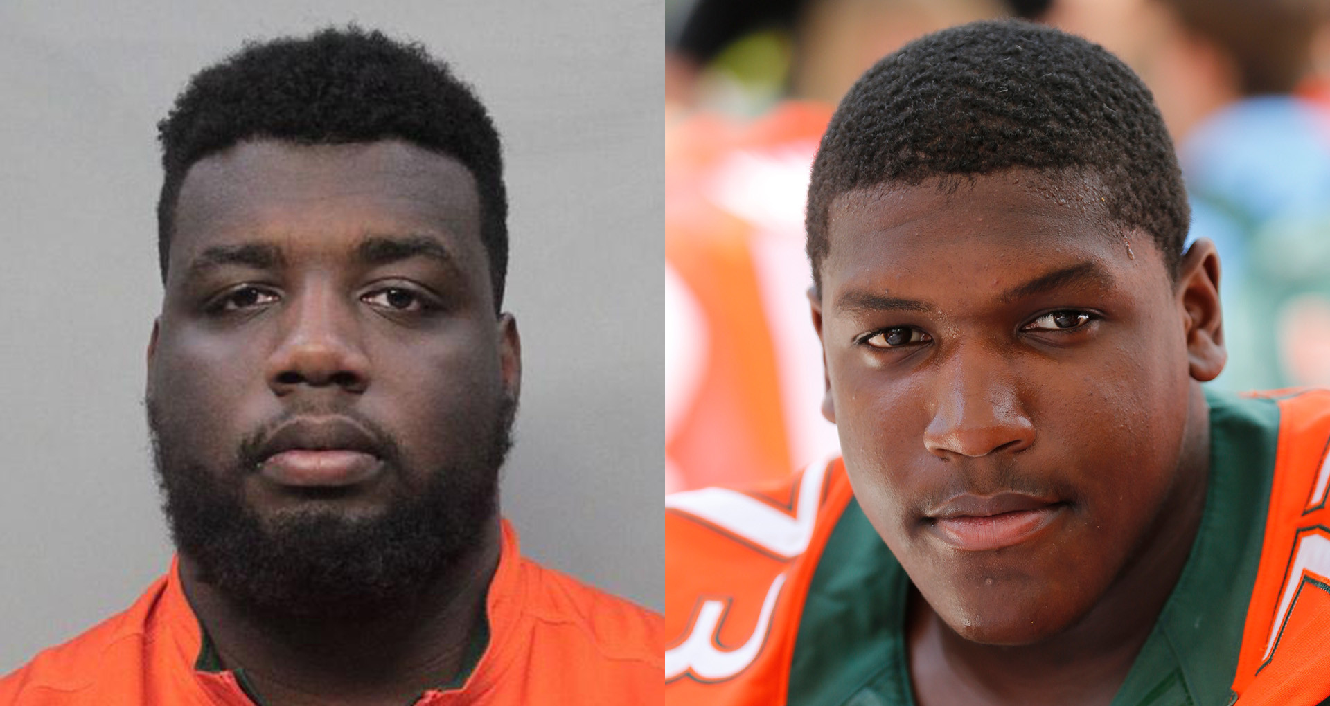 Two Hurricanes football players arrested Wednesday ...