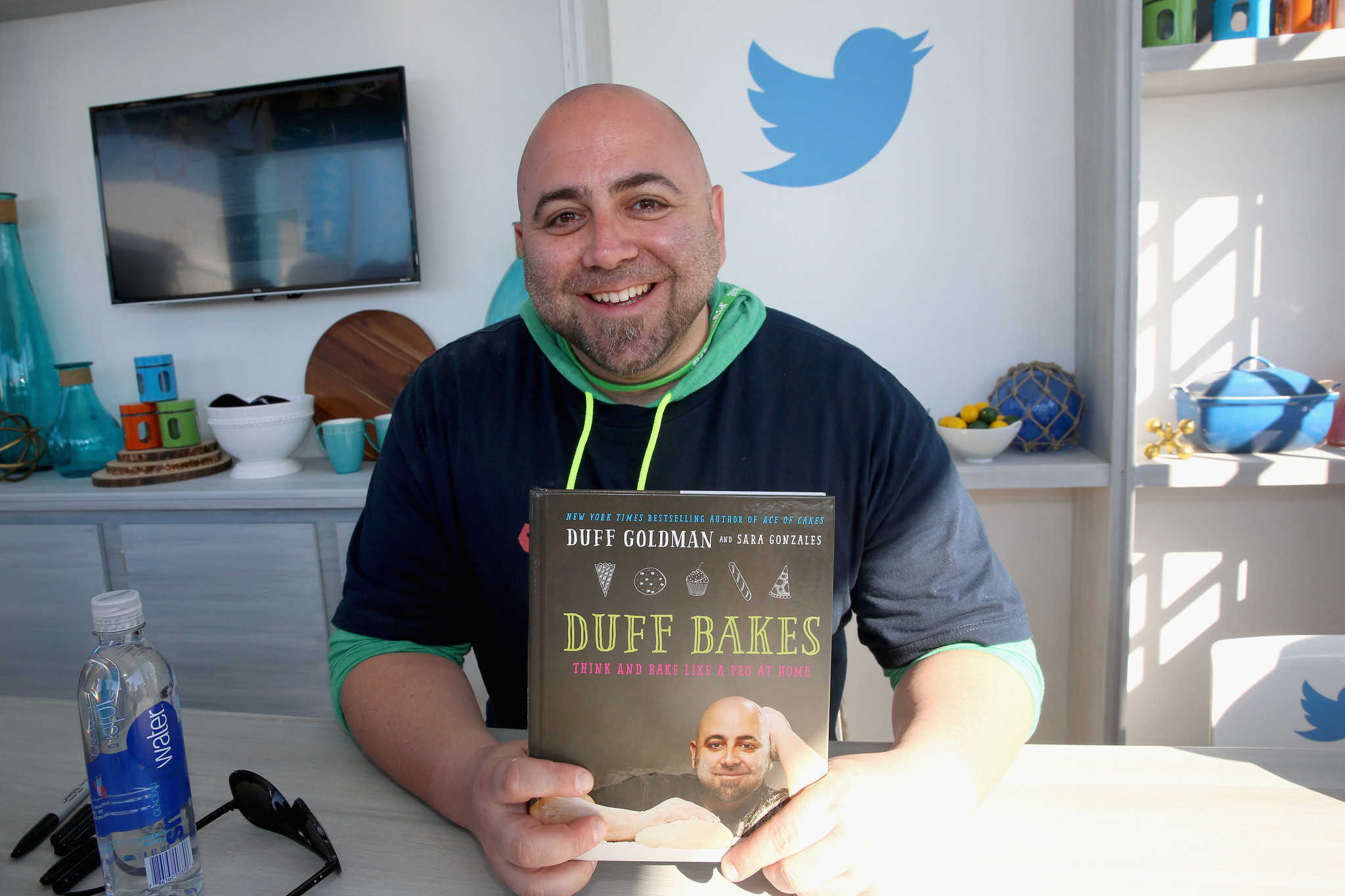 Charm City Cakes Duff Goldman To Star In New Series Cake Masters