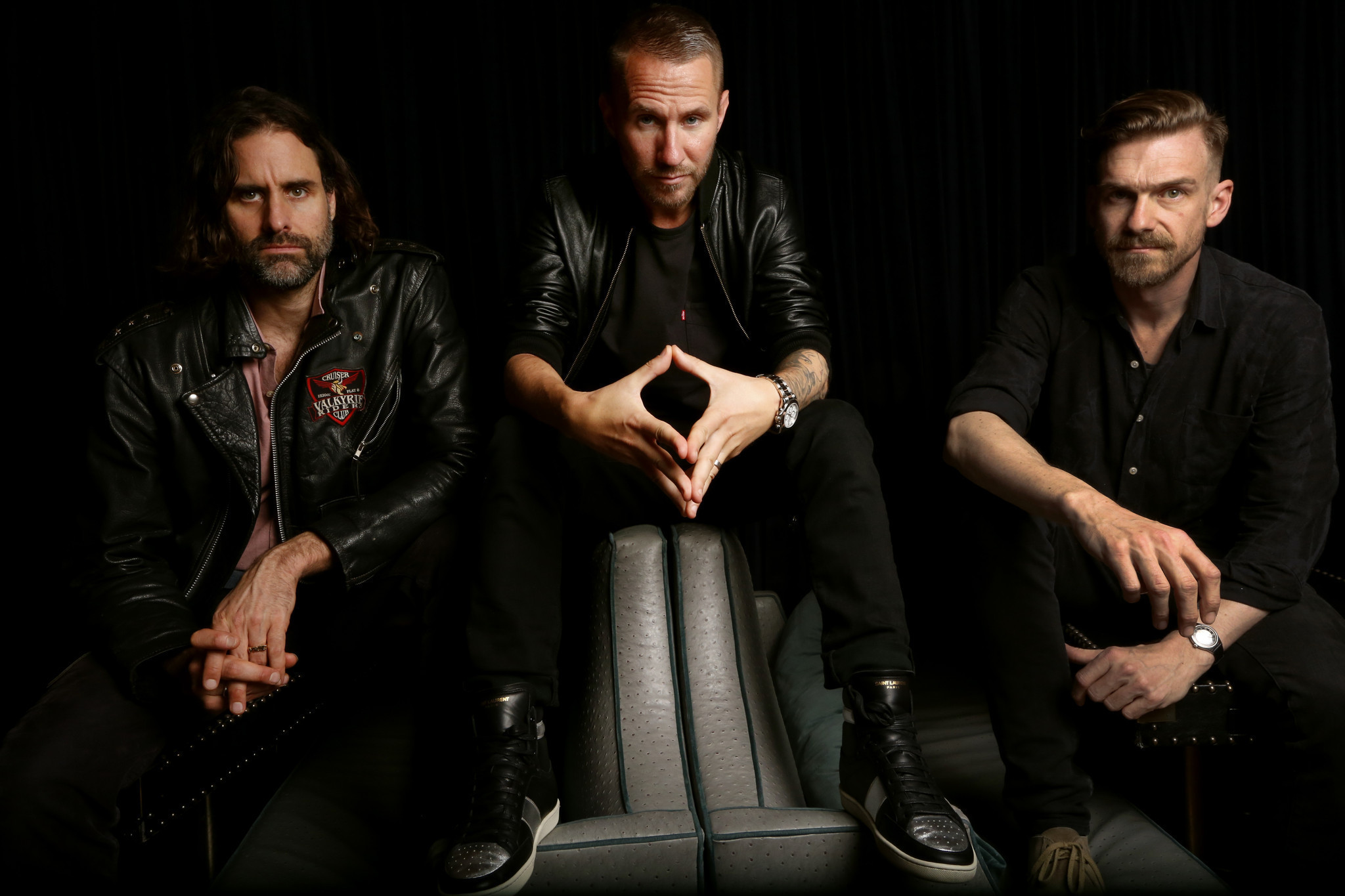 The men of Miike Snow make pop music. But they're not pop stars - LA Times