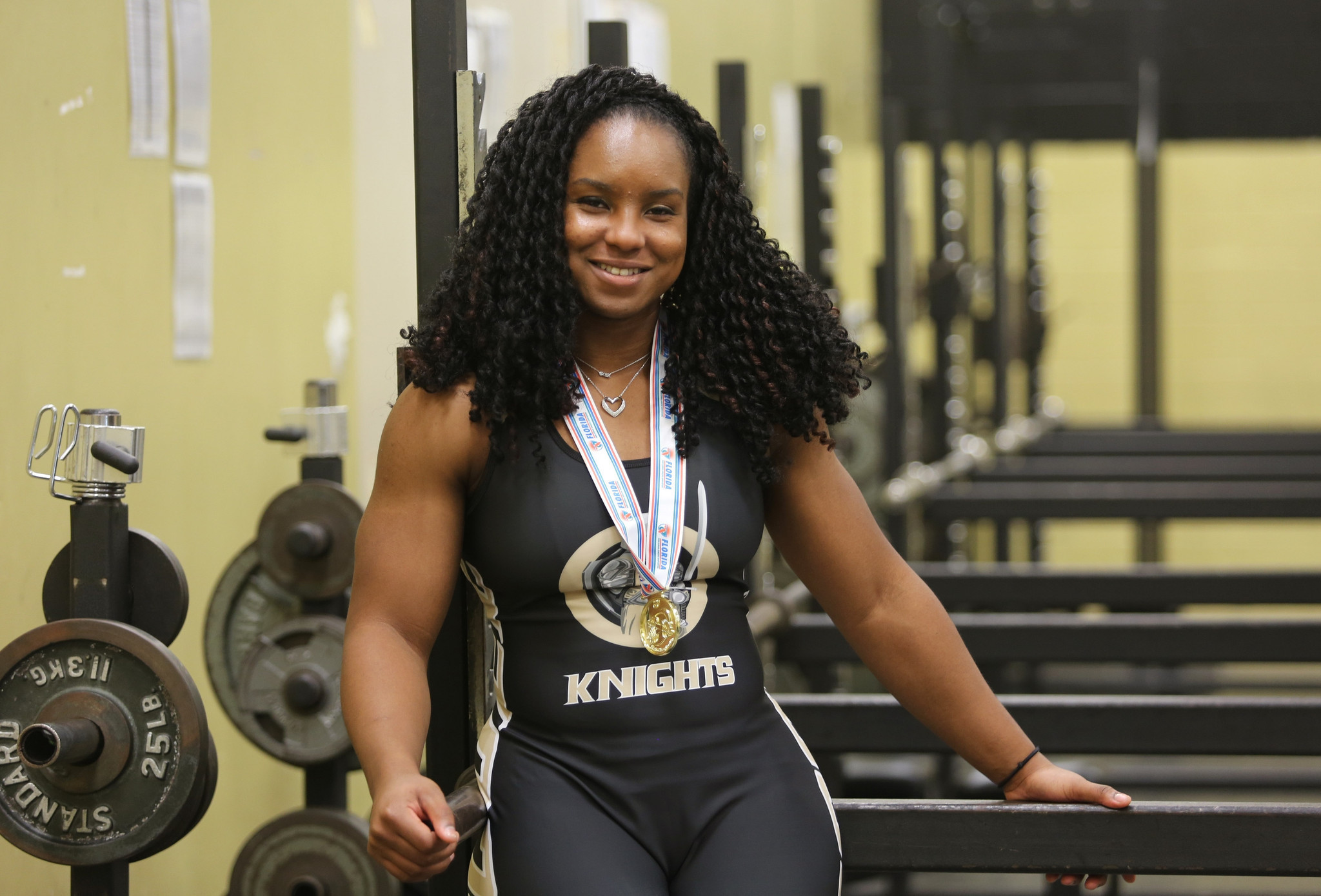 Girls Weightlifting All Area Orlando Sentinel