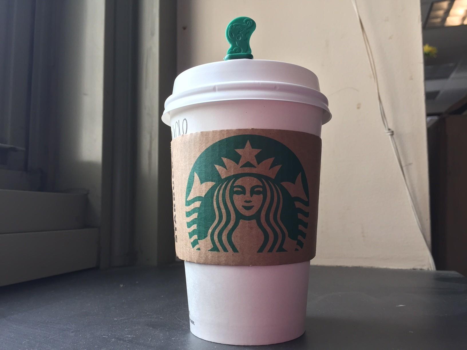 Solving The Mystery Of Starbucks Little Green Sticks Chicago Tribune