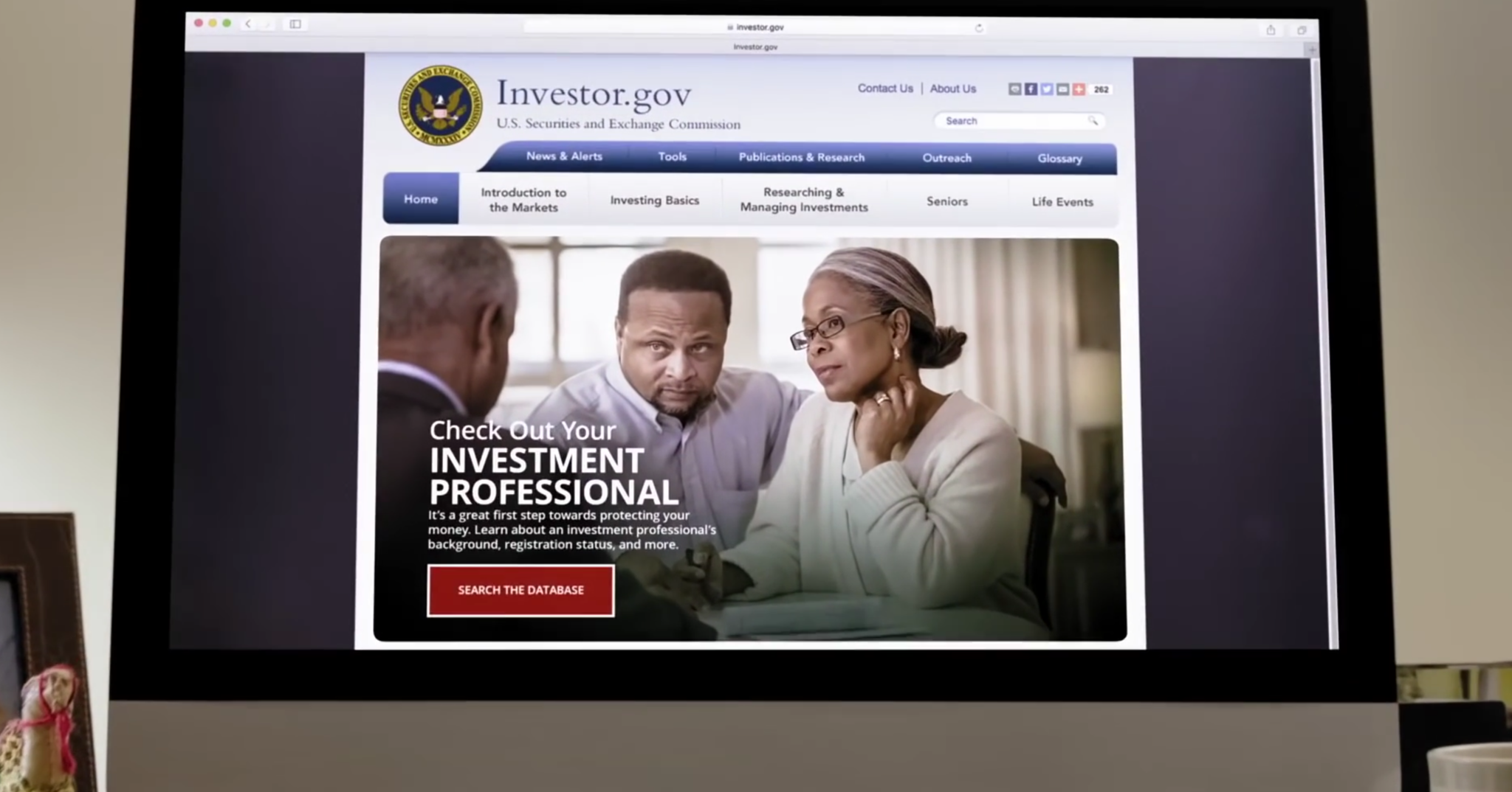 Sec kicks off first ad campaign to warn about investment fraud chicago tribune - Office of investor education and advocacy ...