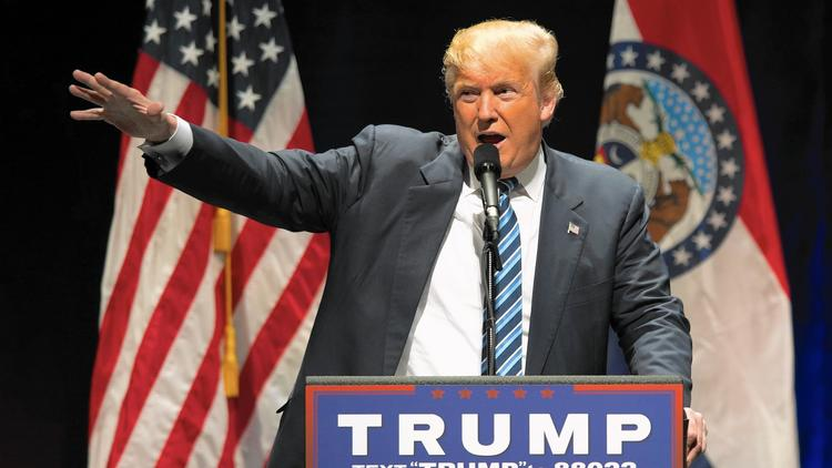VIDEO: Donald Trump -