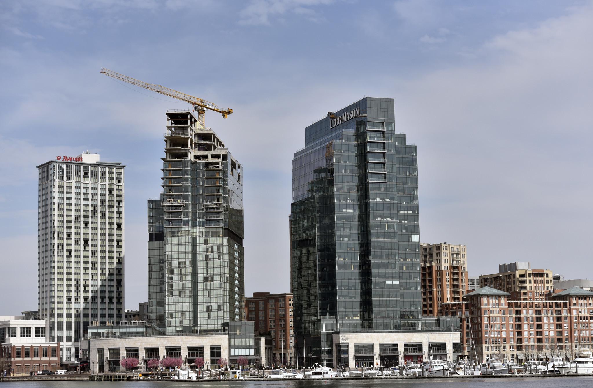 Despite decade of downsizing in Baltimore, Legg Mason remains