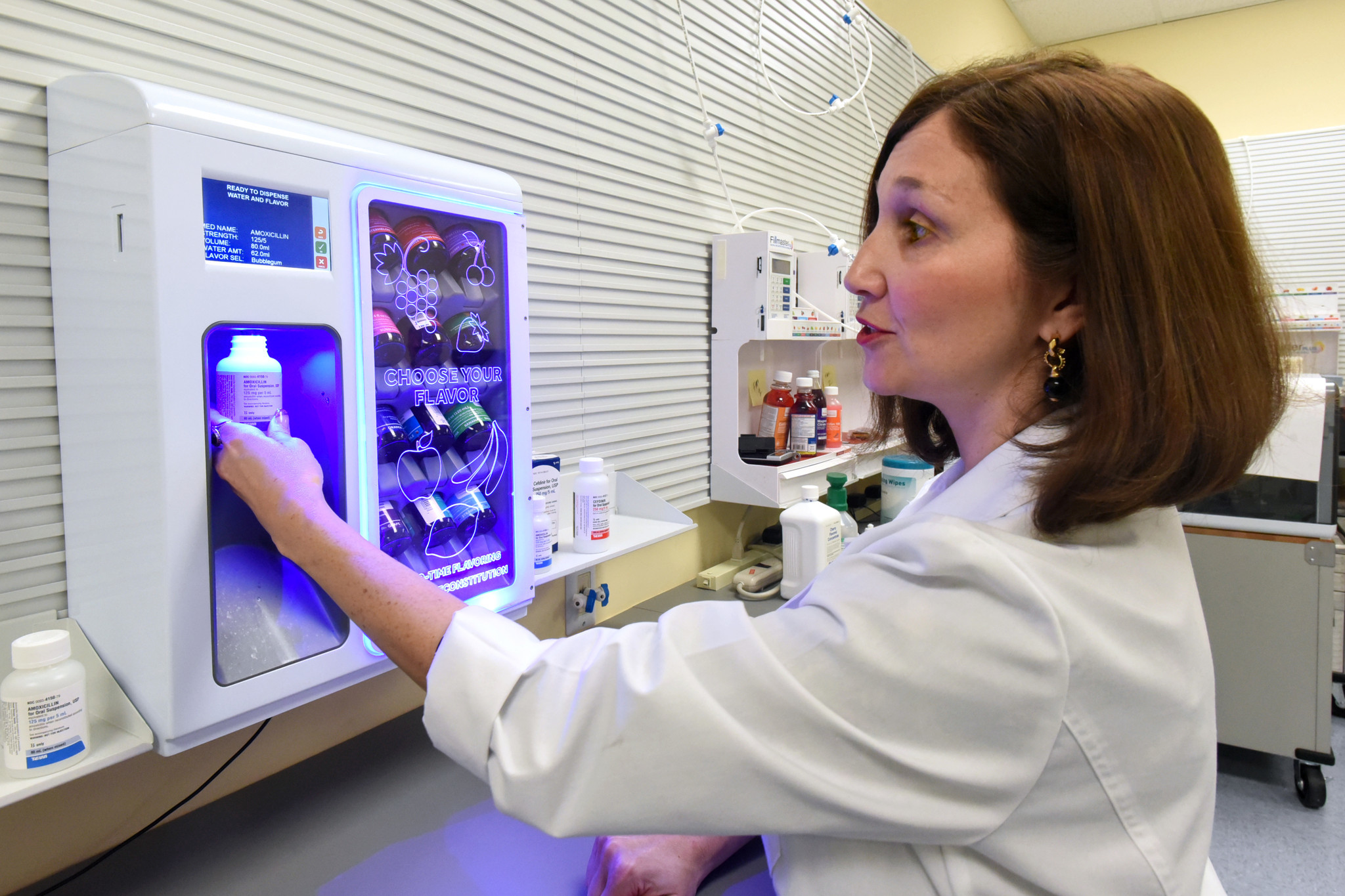 New Technology From Flavorx Automates Medicine Flavoring