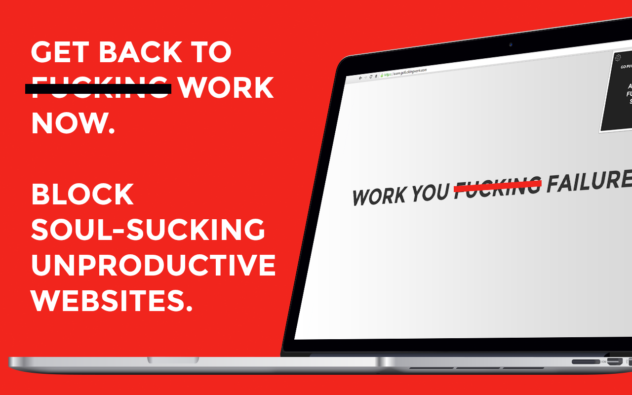 Fucking work