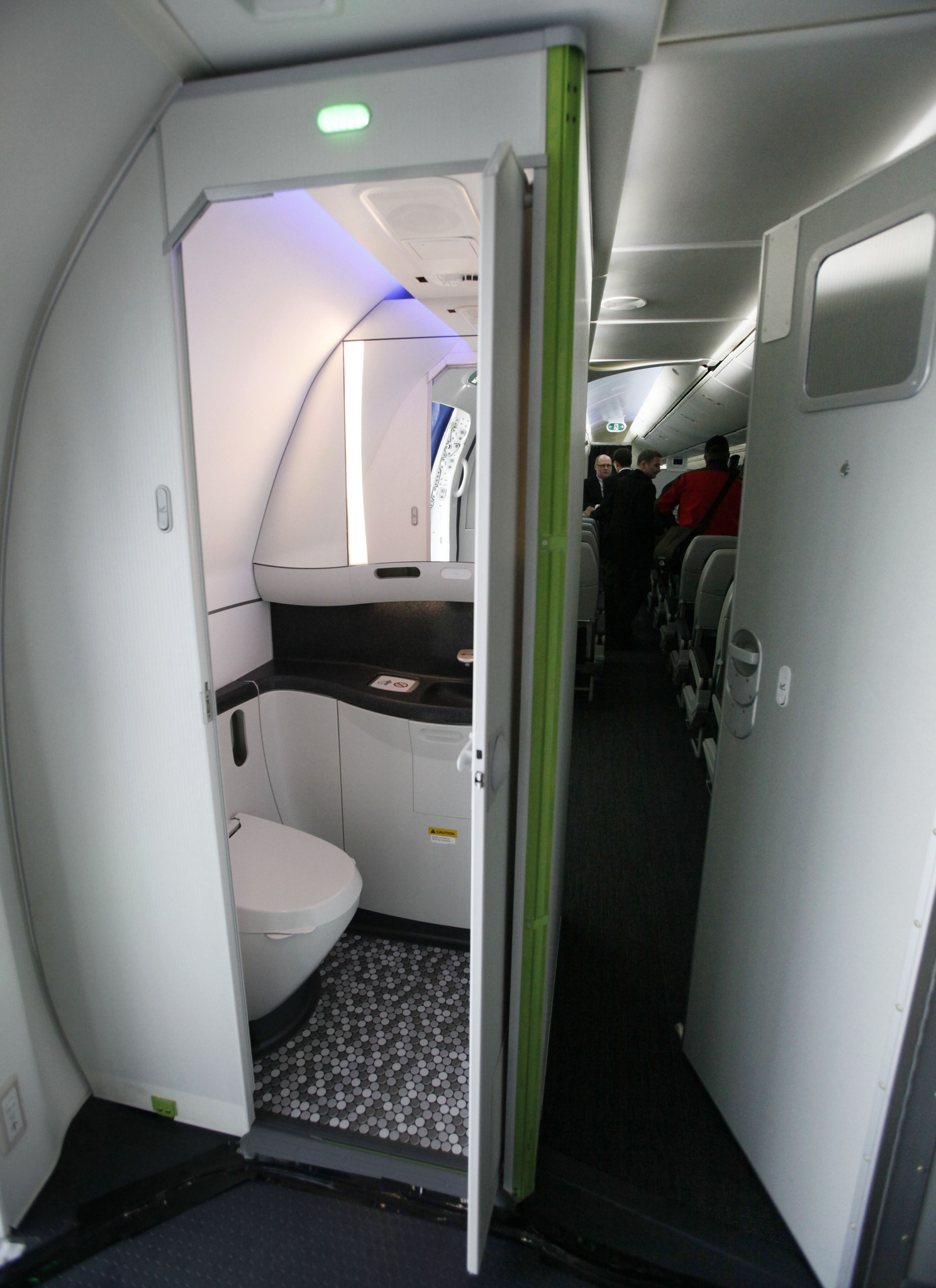 Aircraft Seats: Why Are Airplane Restroom Standards Going Down The Drain