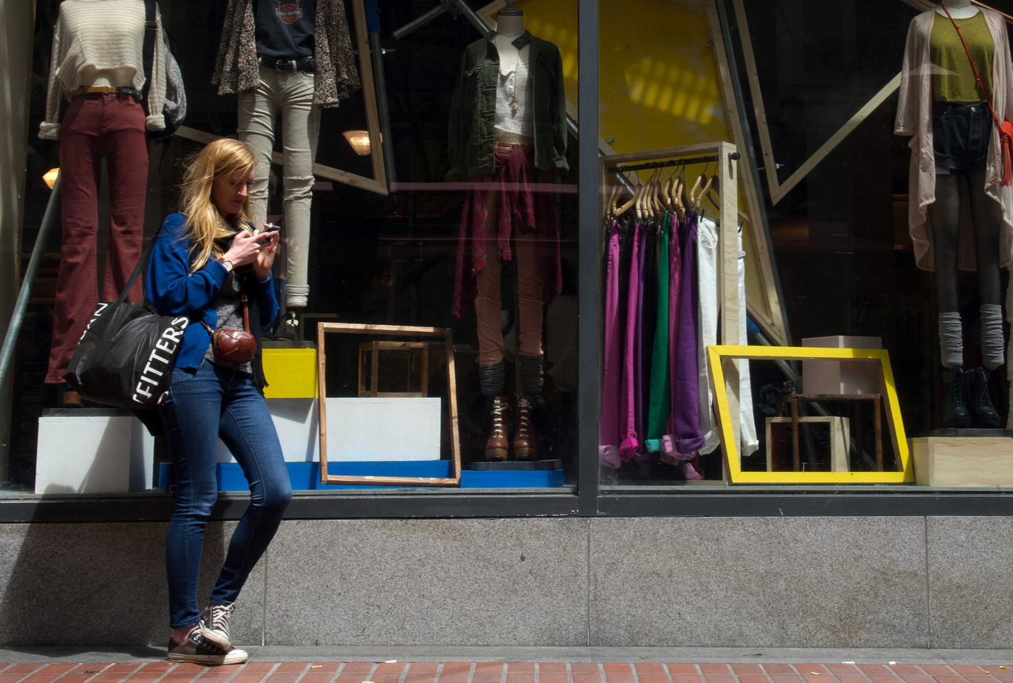 fbd6684c Reports of the skinny jean's death have been greatly exaggerated - Chicago  Tribune