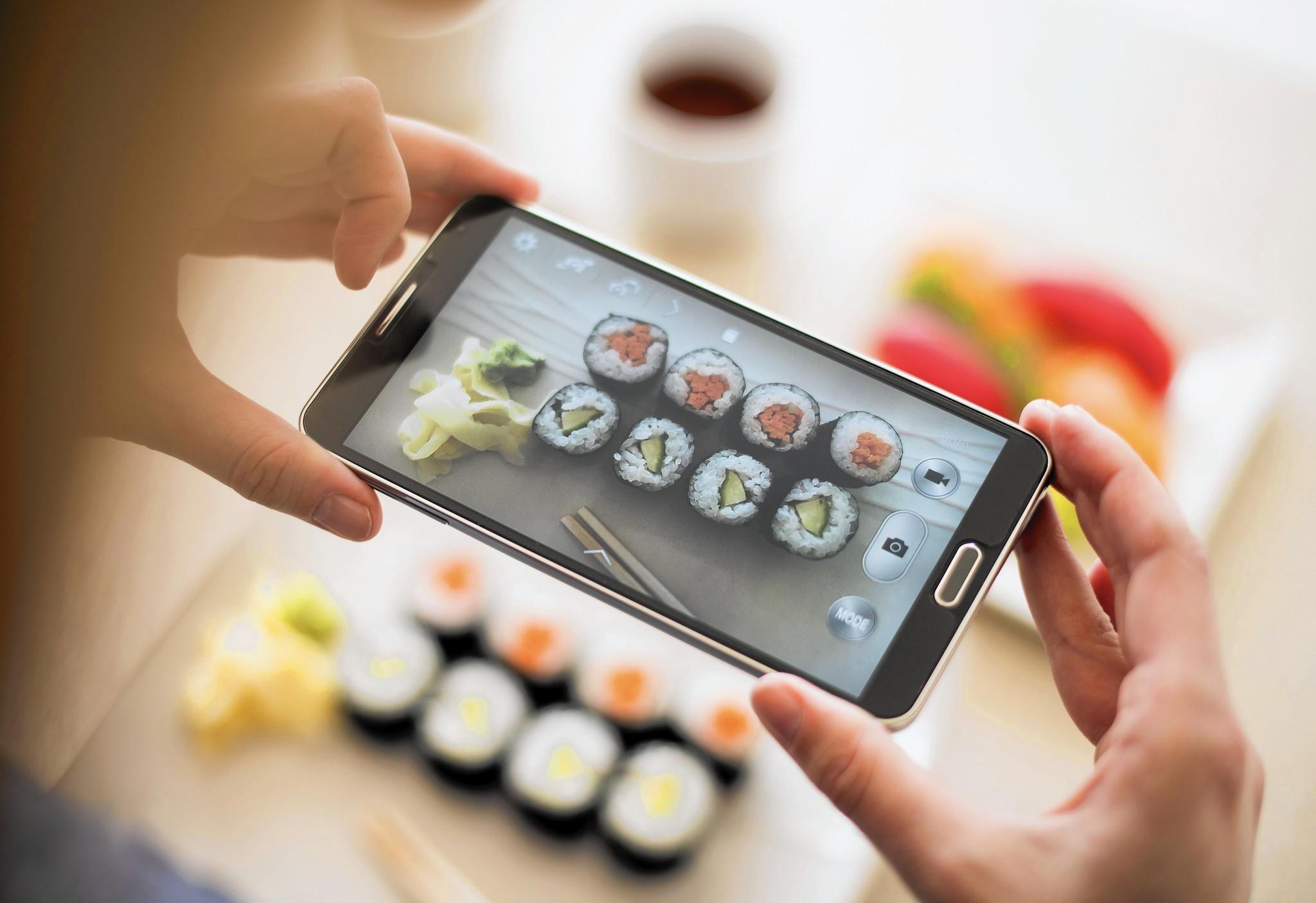 The 7 sins of eating sushi  (Note: You're probably guilty of