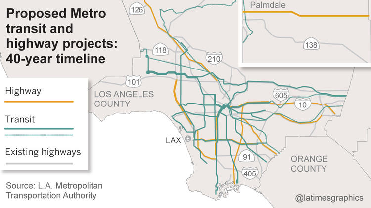 Los Angeles Subway Map 2016.Please Please Please Frustrated By Gridlock Some Angelenos