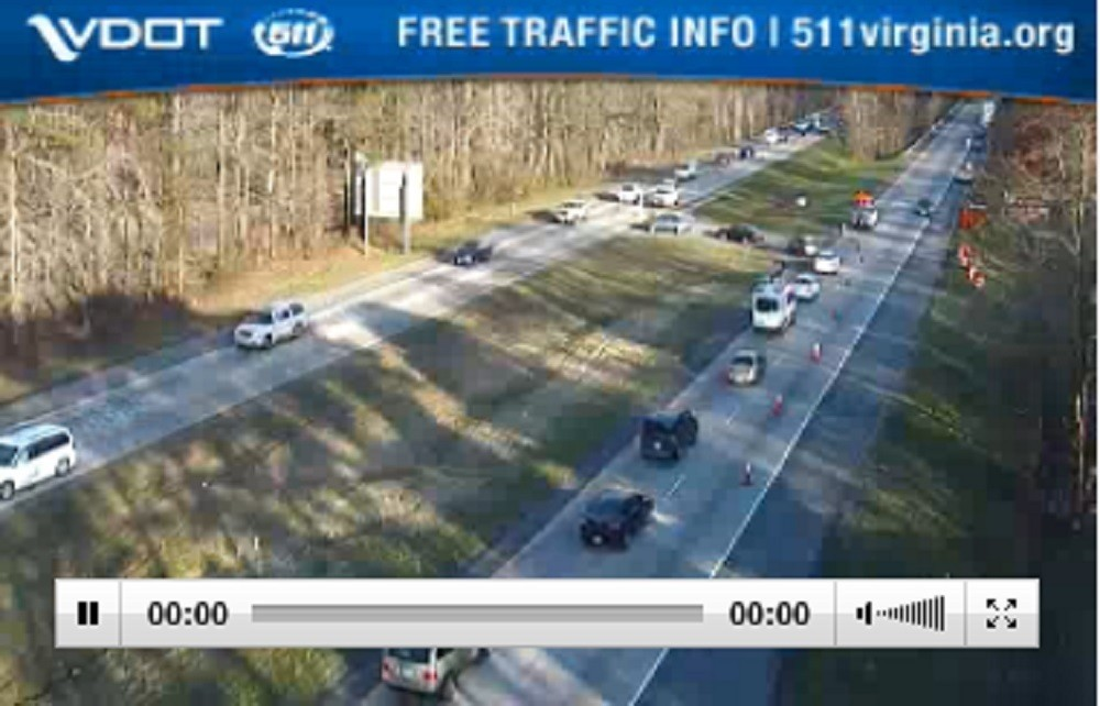 I-64 east lanes in James City County reopen after wreck - The