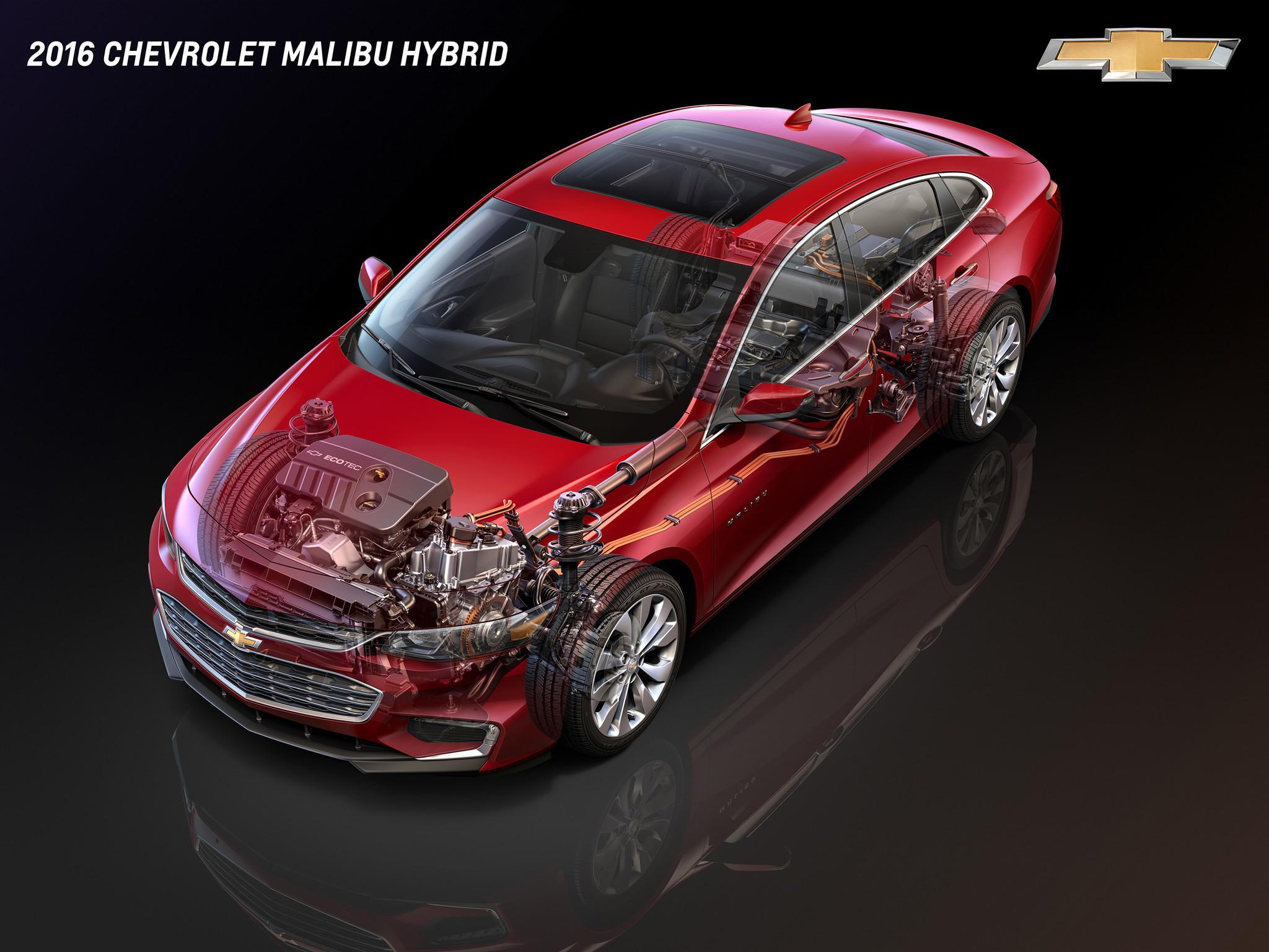 Chevy Malibu Tops Hybrid Midsize Sedan Fuel Economy For 2016 Chicago Tribune