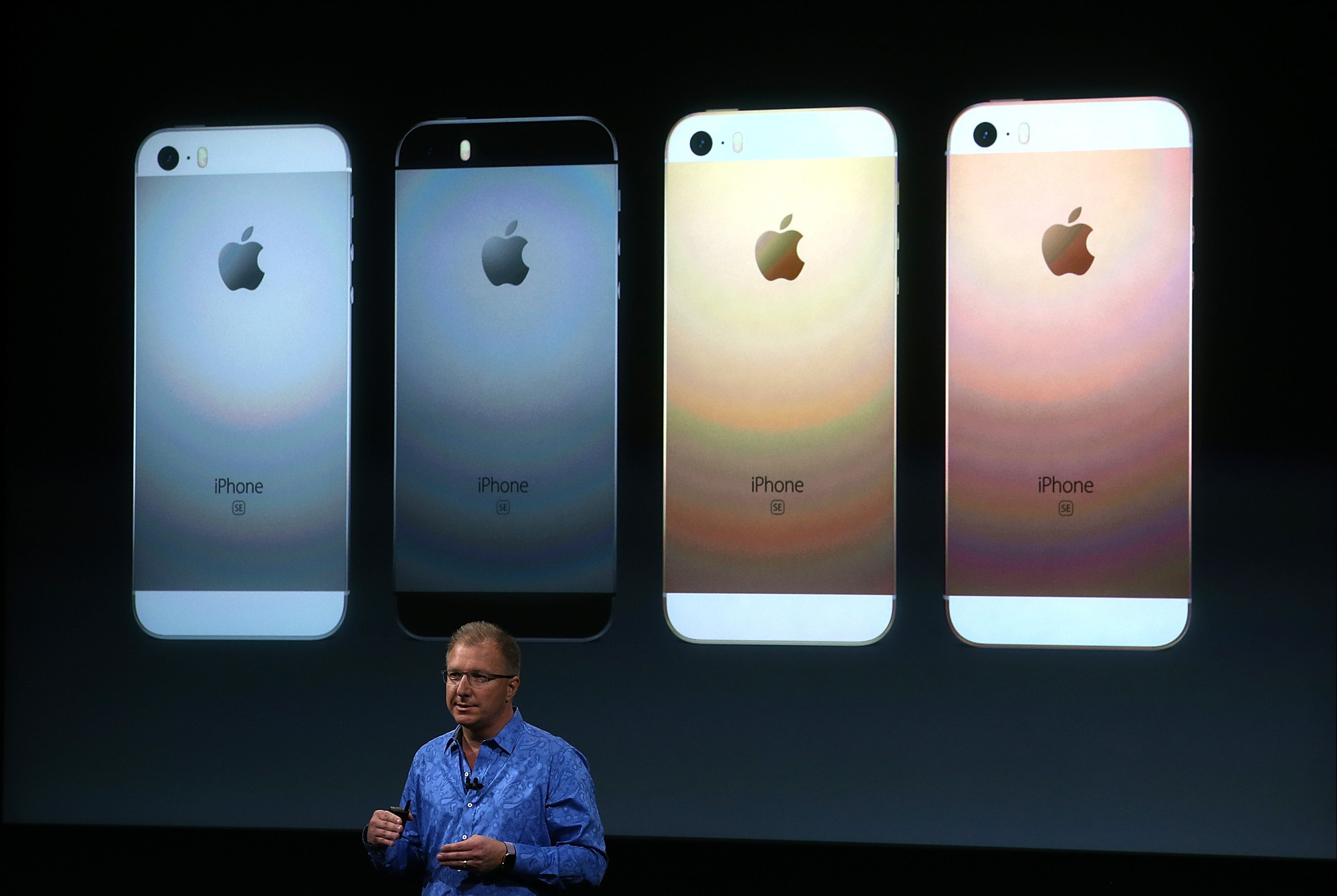 Apple unveiled a new iPhone, and the world, shockingly ...