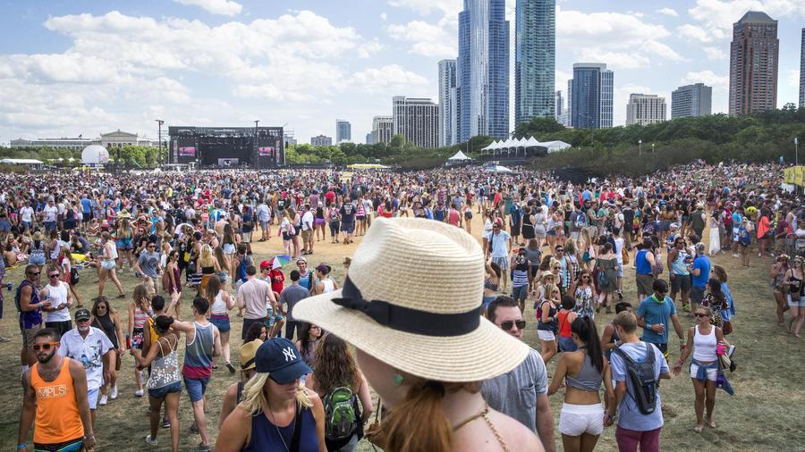how to meet artists at lollapalooza