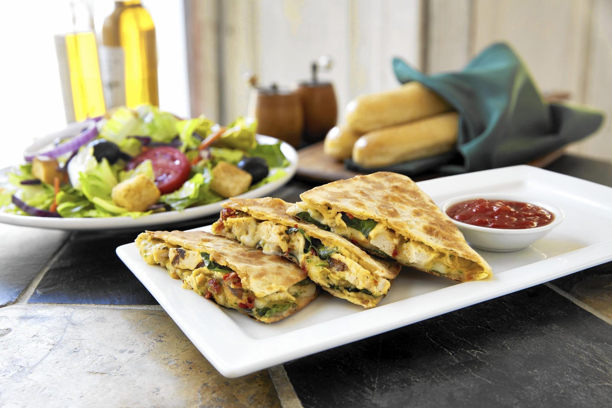 Menu For Olive Garden: Pot Pies, Piadina Push Olive Garden's Boundaries