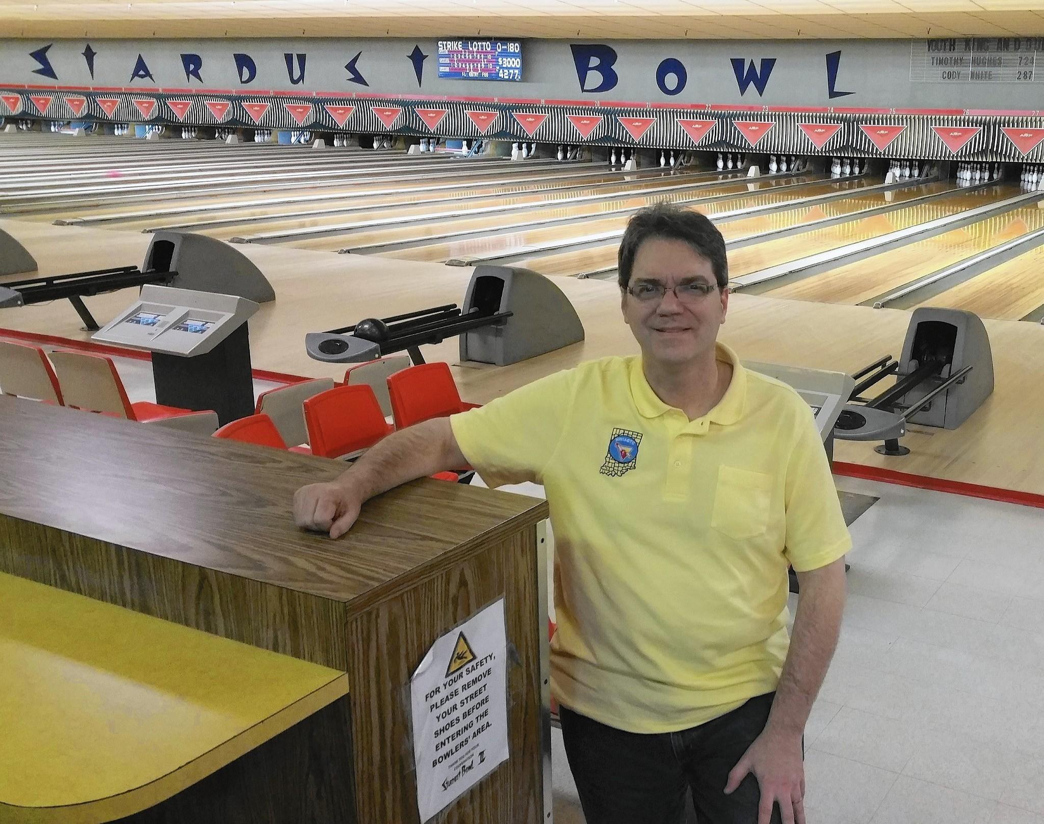 Ten pin bowling hobart