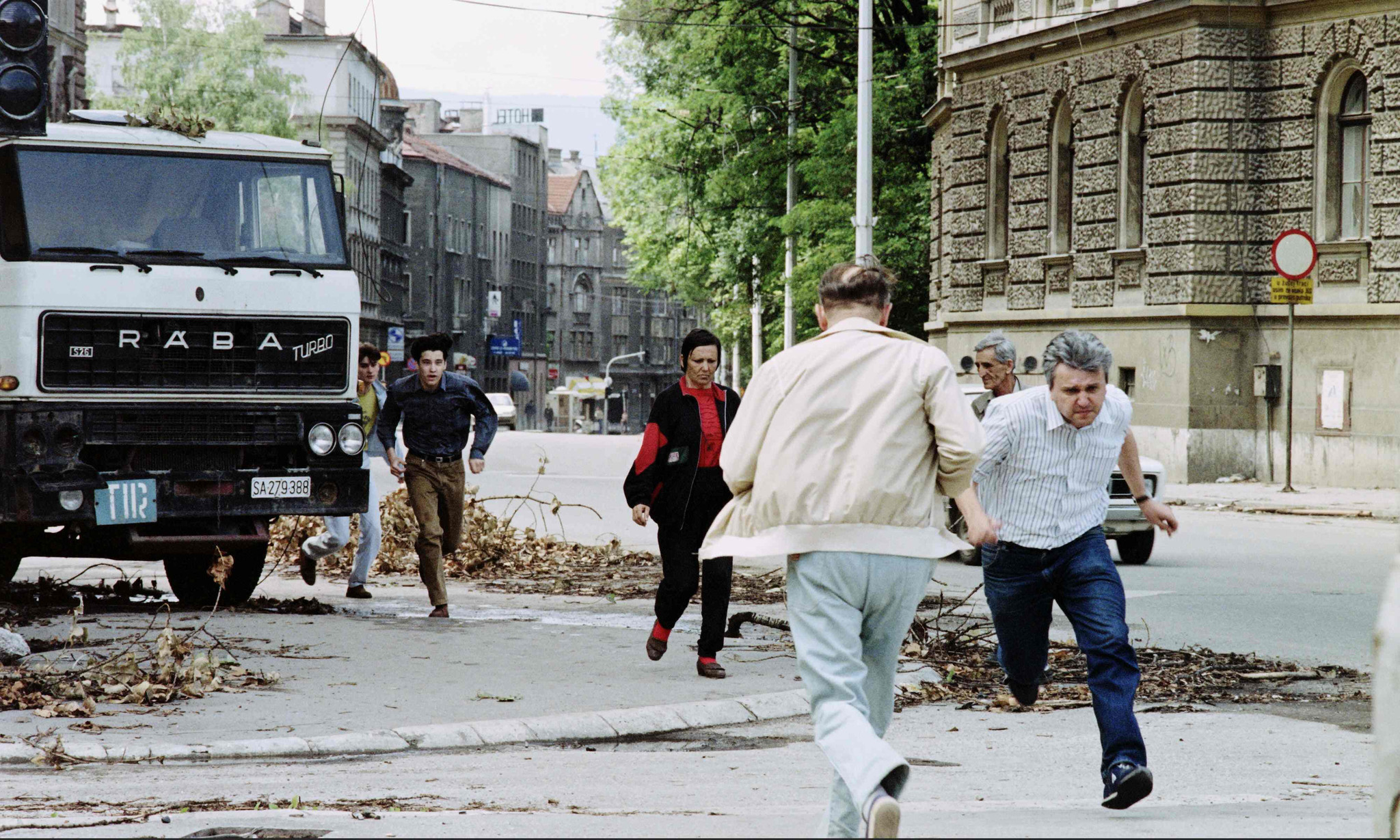 The Siege Of Sarajevo Eyewitness Account Of Unspeakable Horrors