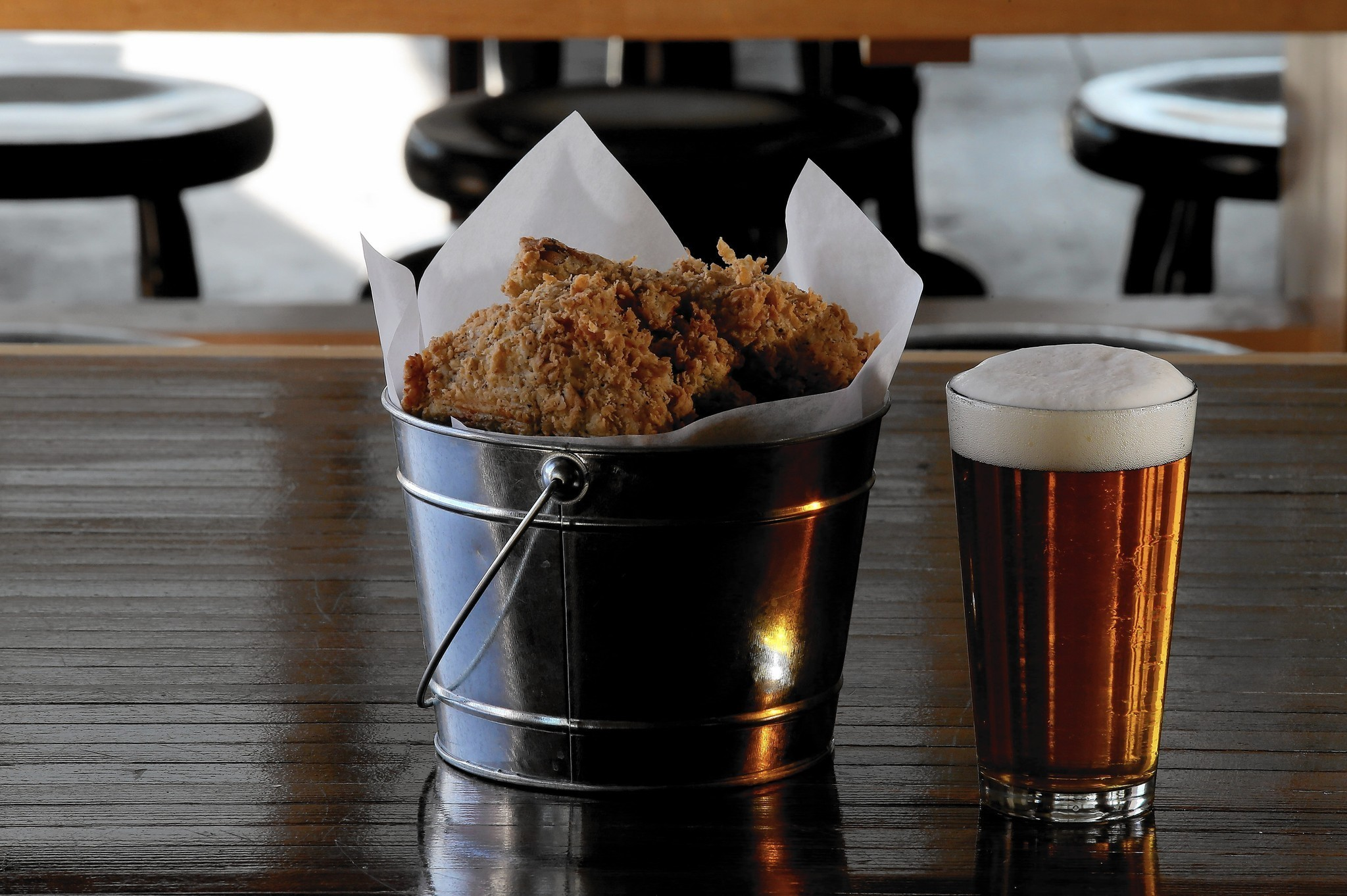 Chicken and beer - photo#40