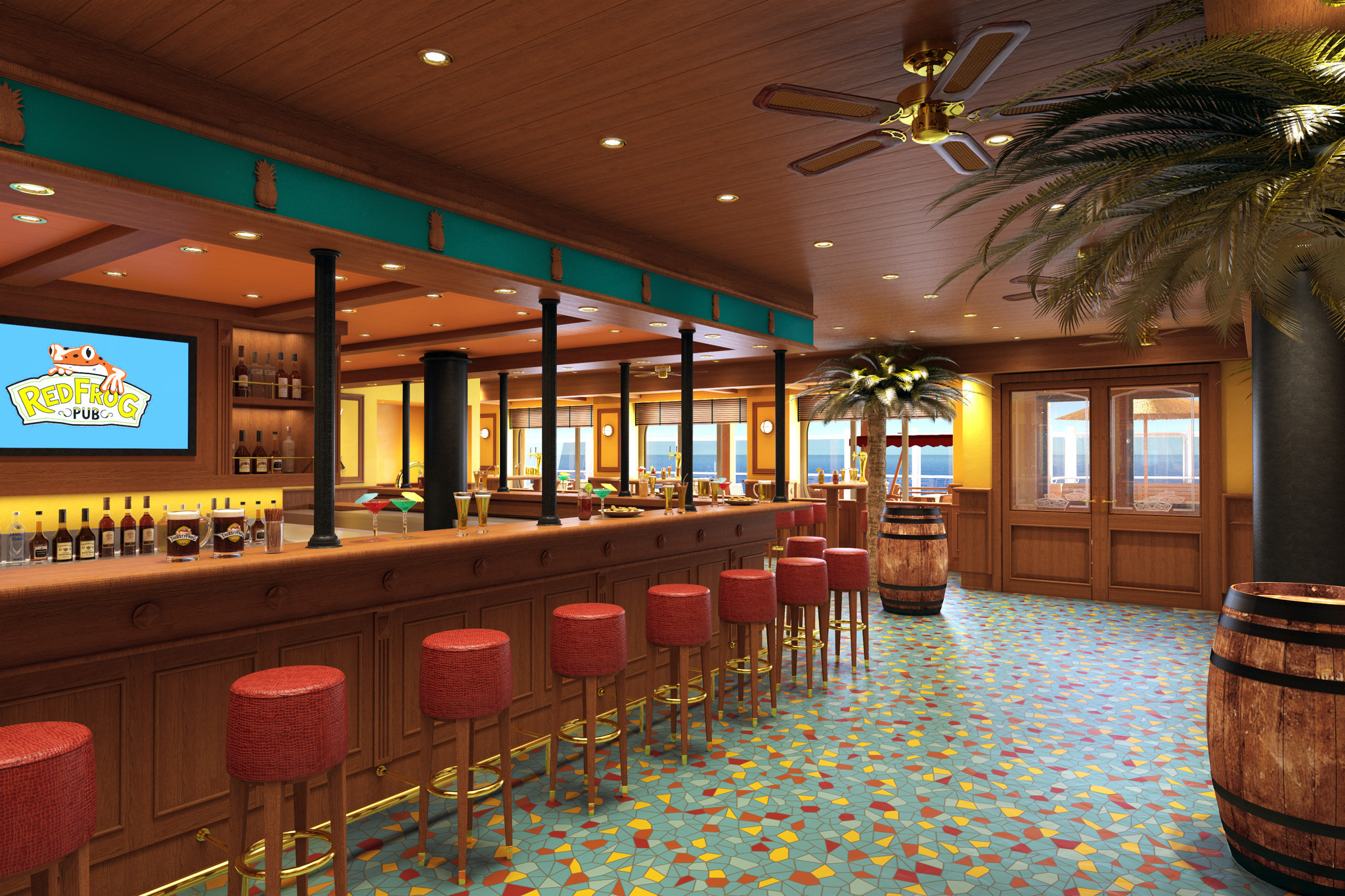 Carnival Vista Plans First Brewery On A Cruise Ship Sun