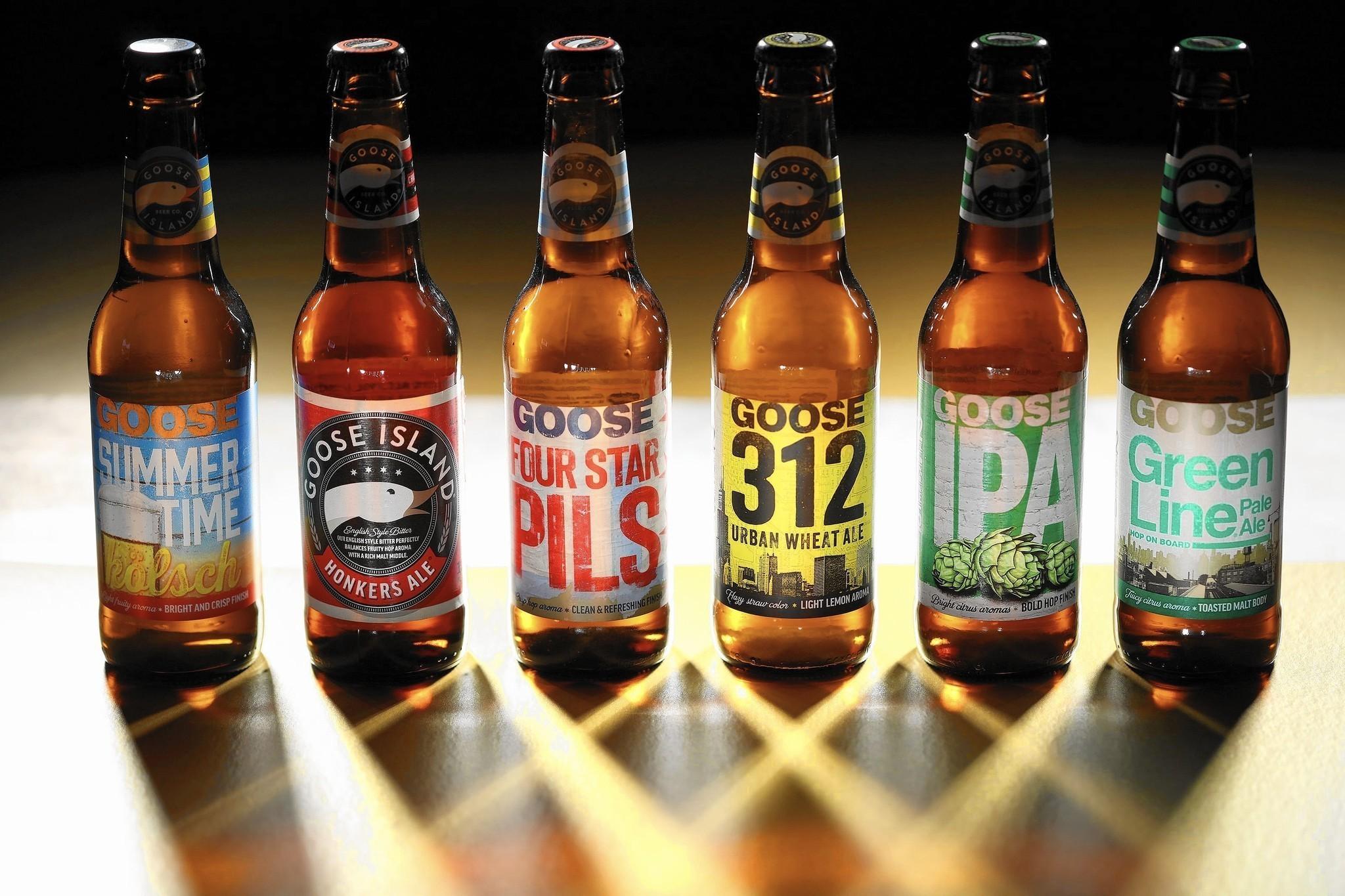 Is Goose Island Craft Beer