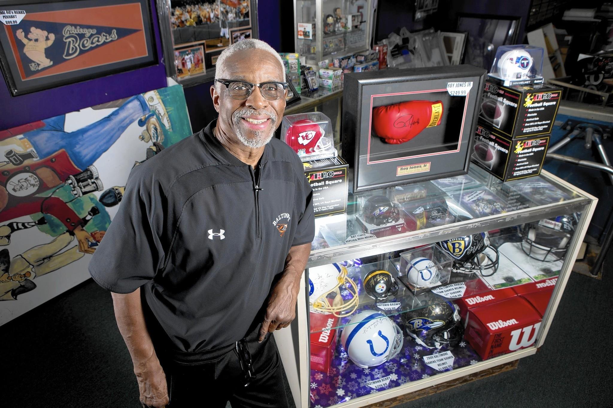 Ex-Orioles star Al Bumbry owns Timonium memorabilia store with friend -  Baltimore Sun fdb6166d8