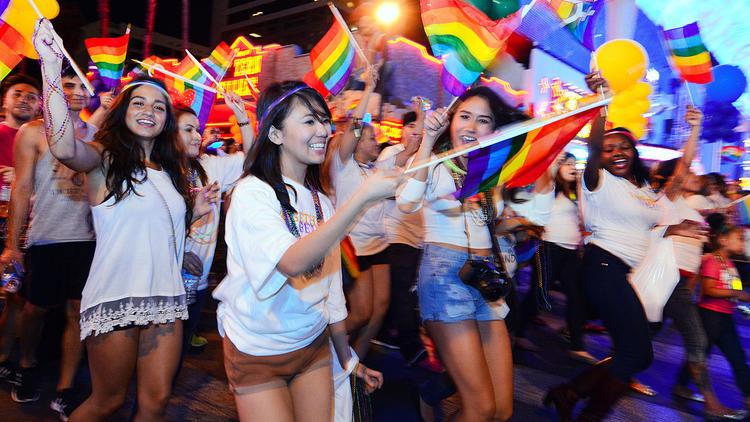 Las Vegas Pride Parade