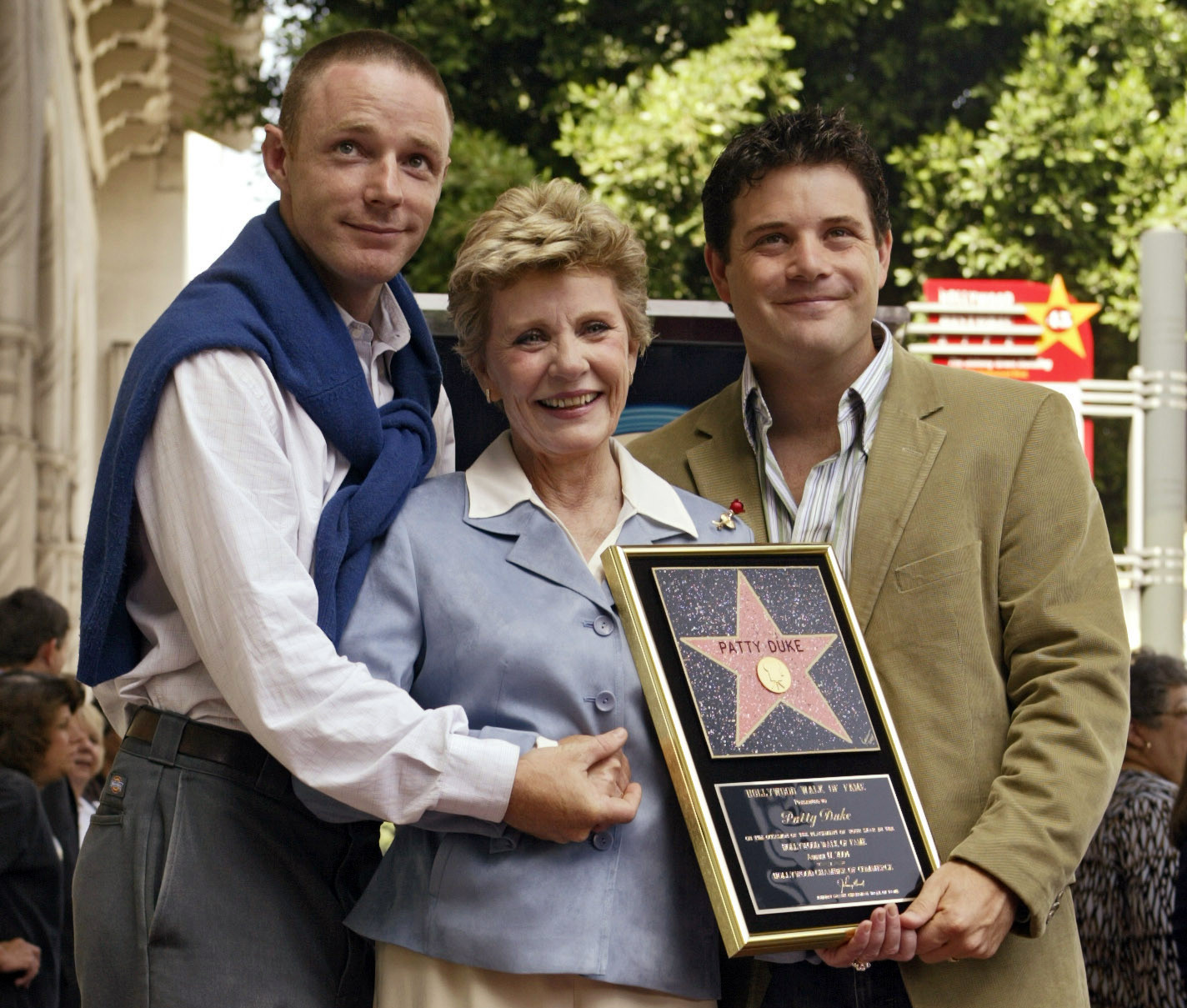 Son Sean Astin Remembers Mother Patty Duke A Warrior