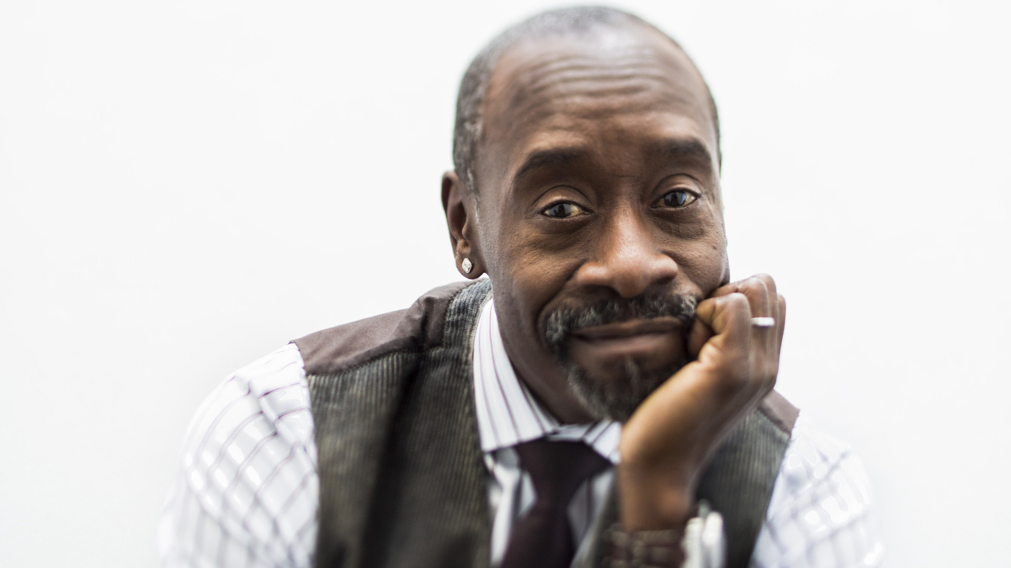 Don Cheadle was the writer-producer-actor-director behind ...