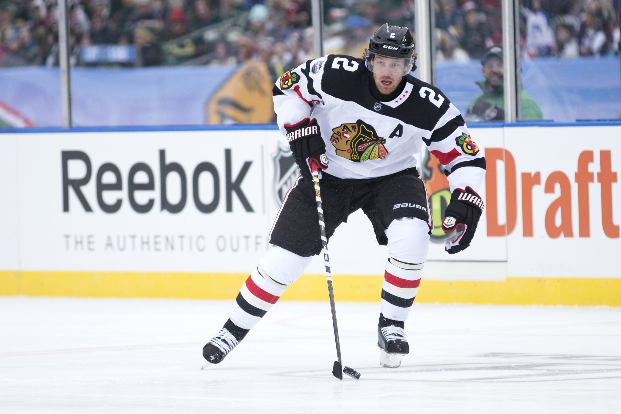 a6cec7acbec Duncan Keith s selfish high sticking could have cost Blackhawks more ...